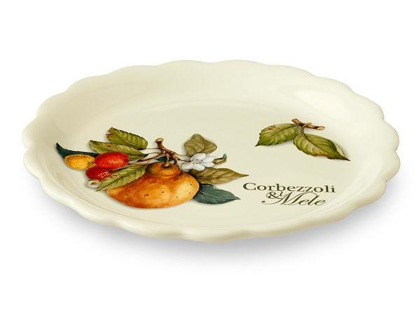 Тарелка закусочная Итальянские фруктыТарелки<br><br><br>Material: Керамика