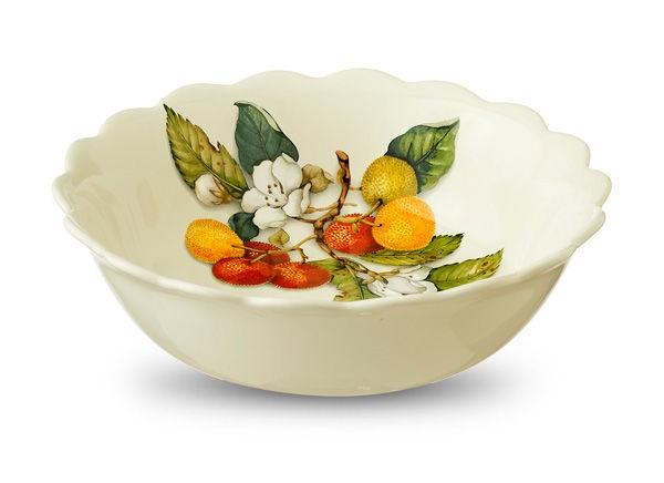 """Тарелка суповая """"Итальянские фрукты"""""""