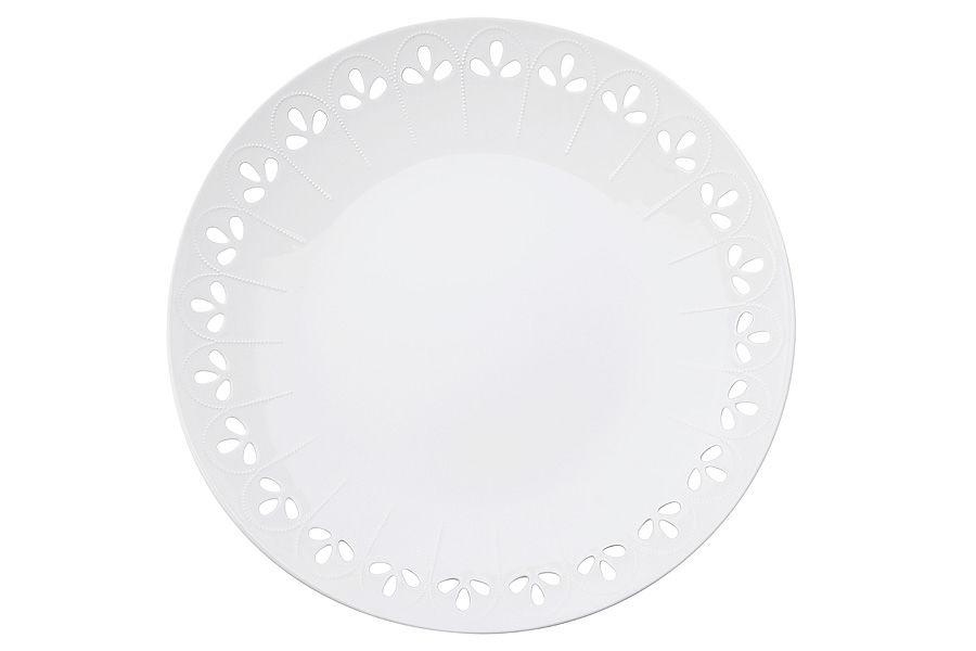 Тарелка ЛилияТарелки<br><br><br>Material: Фарфор<br>Diameter см: 31