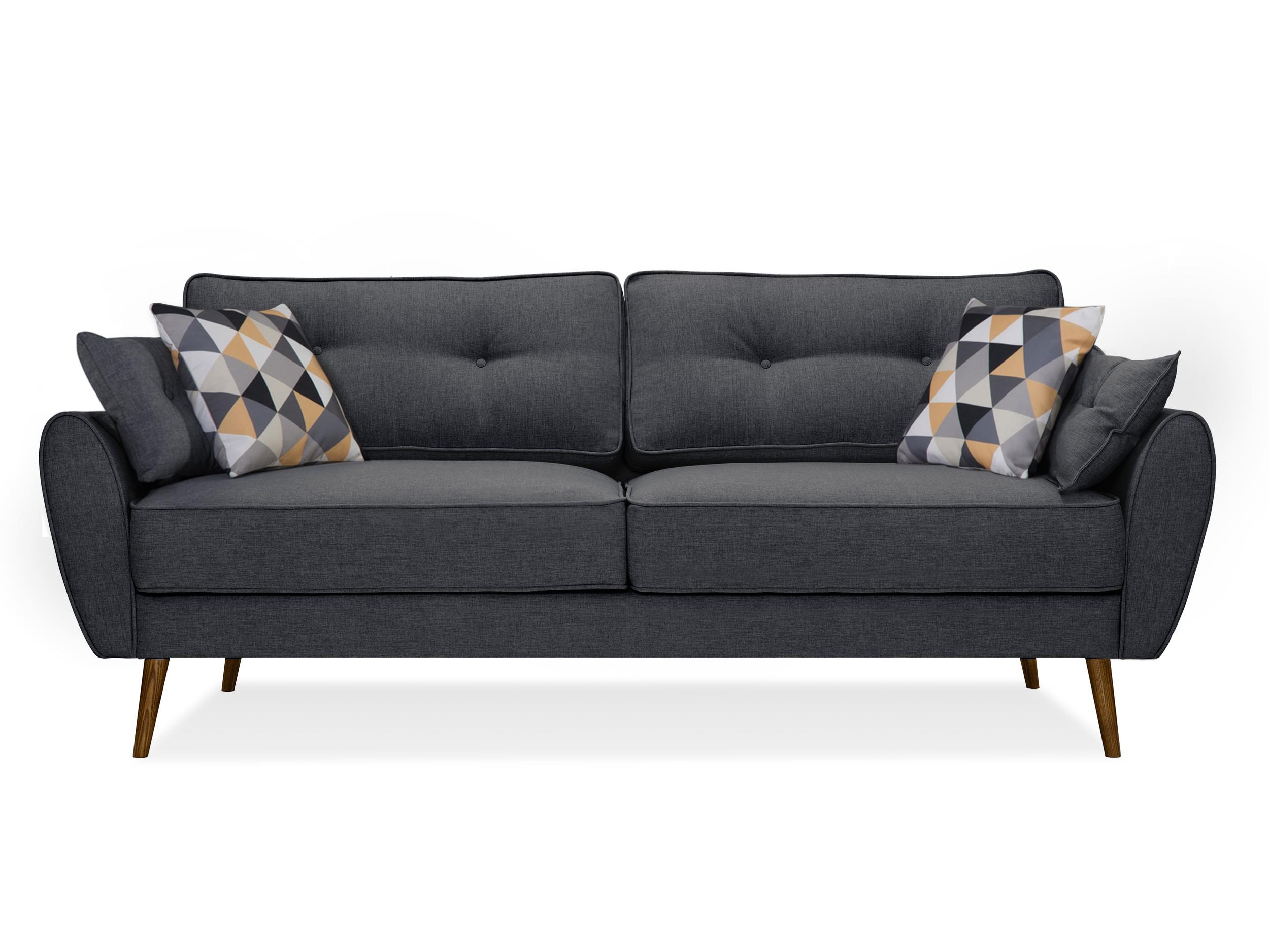 Диван VogueТрехместные диваны<br>&amp;lt;div&amp;gt;Современный диван с легким намеком на &amp;quot;ретро&amp;quot; идеально подойдет для городских квартир.&amp;amp;nbsp;&amp;lt;/div&amp;gt;&amp;lt;div&amp;gt;&amp;lt;br&amp;gt;&amp;lt;/div&amp;gt;&amp;lt;div&amp;gt;У него скругленные подлокотники, упругие подушки и как раз та длина, чтобы вы могли вытянуться в полный рост. &amp;amp;nbsp;Но благодаря высоким ножкам &amp;quot;Vogue&amp;quot; выглядит лаконично и элегантно.&amp;amp;nbsp;&amp;lt;/div&amp;gt;&amp;lt;div&amp;gt;&amp;lt;br&amp;gt;&amp;lt;/div&amp;gt;&amp;lt;div&amp;gt;Специально для этой серии наши стилисты подобрали 10 модных оттенков практичной рогожки.&amp;amp;nbsp;&amp;lt;/div&amp;gt;&amp;lt;div&amp;gt;&amp;lt;br&amp;gt;&amp;lt;/div&amp;gt;Корпус: фанера, брус. Ножки: дерево.&amp;lt;div&amp;gt;Ткань: рогожка, устойчивая к повреждениям&amp;lt;br&amp;gt;&amp;lt;div&amp;gt;Цвет: lama_26_1&amp;lt;/div&amp;gt;&amp;lt;/div&amp;gt;<br><br>Material: Текстиль<br>Length см: None<br>Width см: 226<br>Depth см: 91<br>Height см: 88