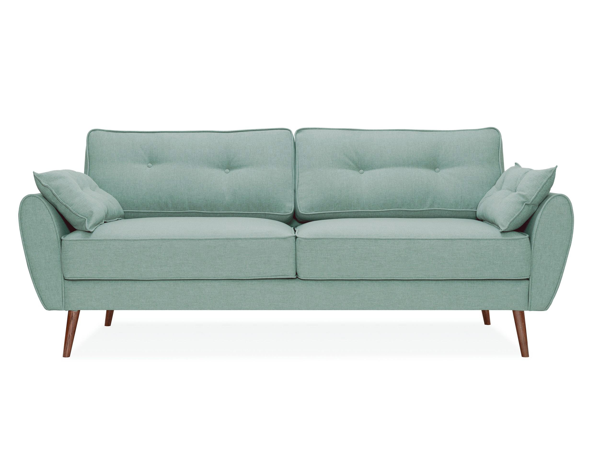Myfurnish диван vogue зеленый  66697/14