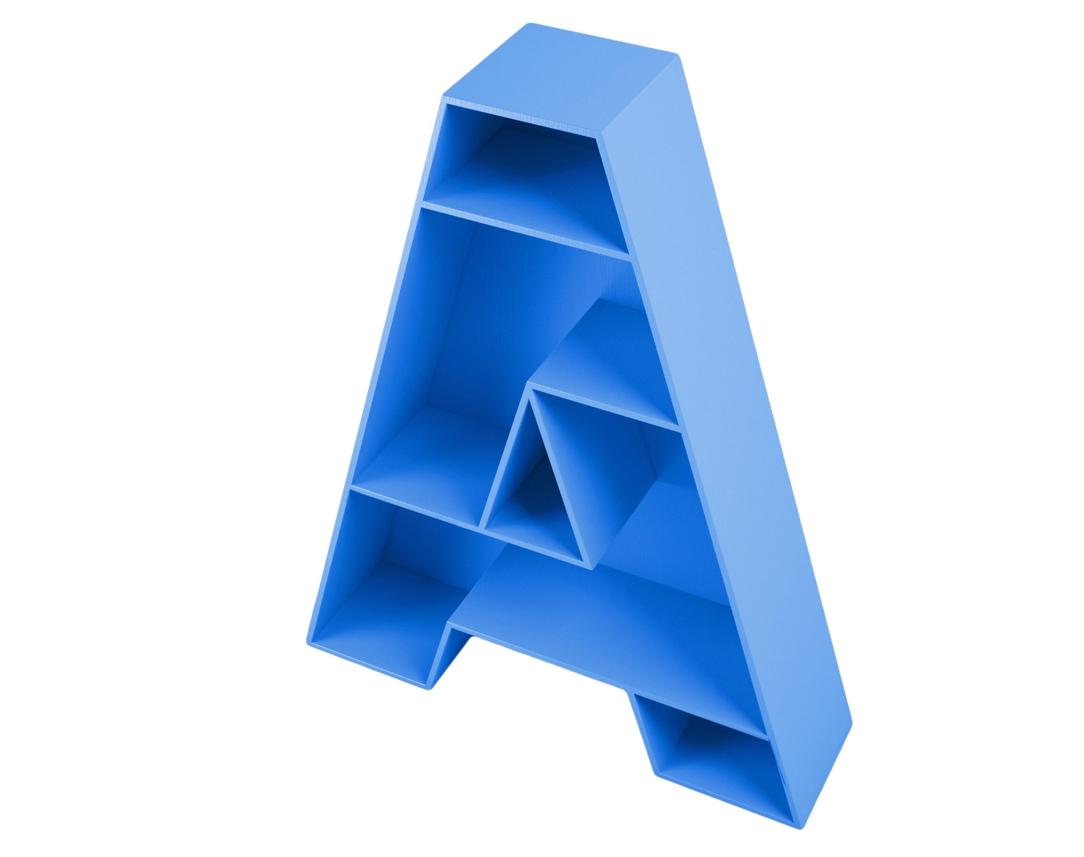 Полка Буква АПолки<br>Дизайнерская полка-стеллаж отлично подойдет для детской!<br>В производстве используются экологически чистые материалы класса &amp;quot;Luxe&amp;quot;!<br>Возможно изготовление других букв!&amp;lt;div&amp;gt;Материал: МДФ, эмаль&amp;amp;nbsp;&amp;lt;/div&amp;gt;<br><br>Material: МДФ<br>Ширина см: 80.0<br>Высота см: 100.0<br>Глубина см: 20.0