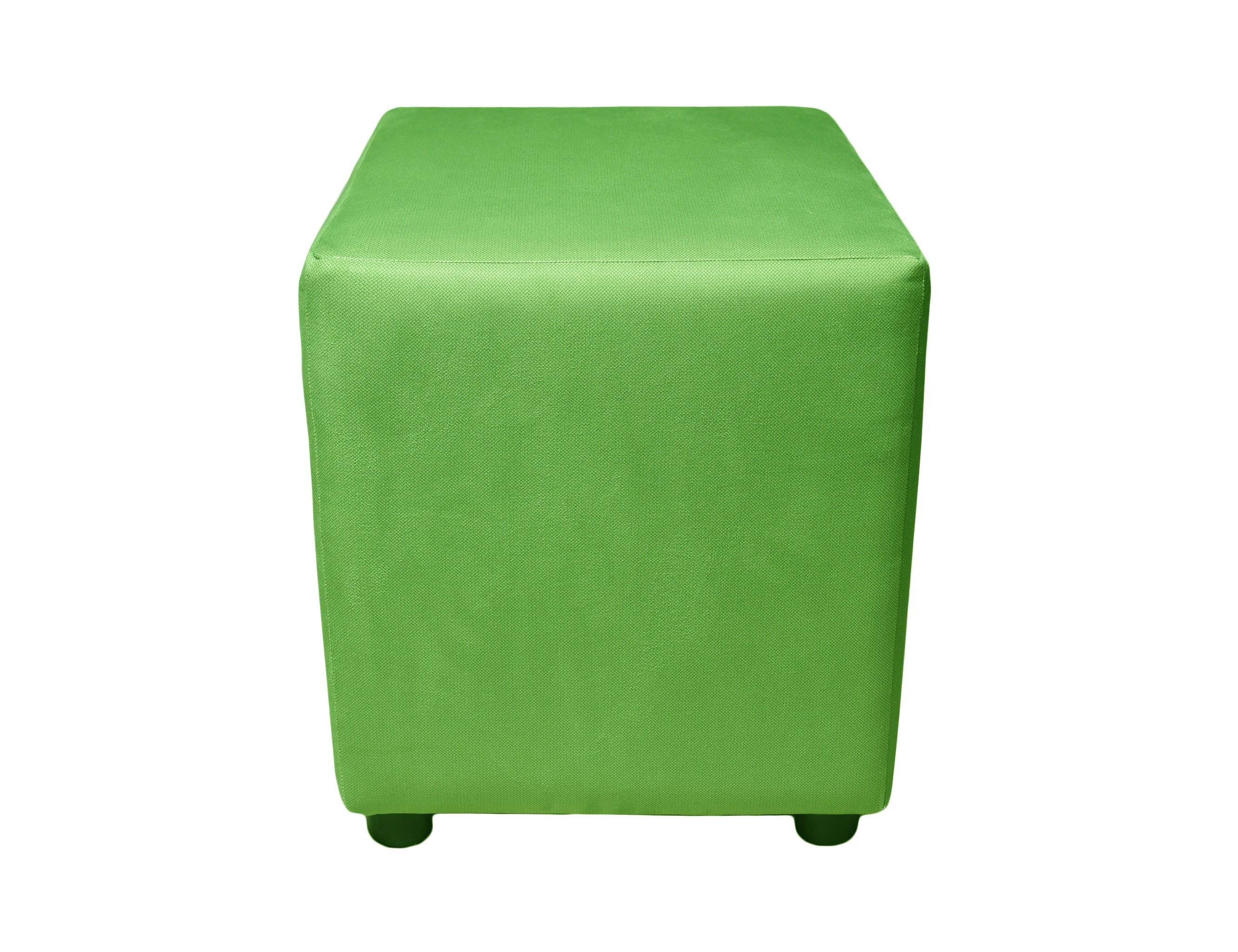 Каркасный пуфикФорменные пуфы<br>Очень устойчивый пуф на деревянной основе станет незаменимым предметом декора или функциональной мебелью в вашем доме. А эксклюзивные ткани добавят изюминку в ваше пространство.<br><br>Material: Текстиль<br>Ширина см: 40<br>Высота см: 45<br>Глубина см: 40