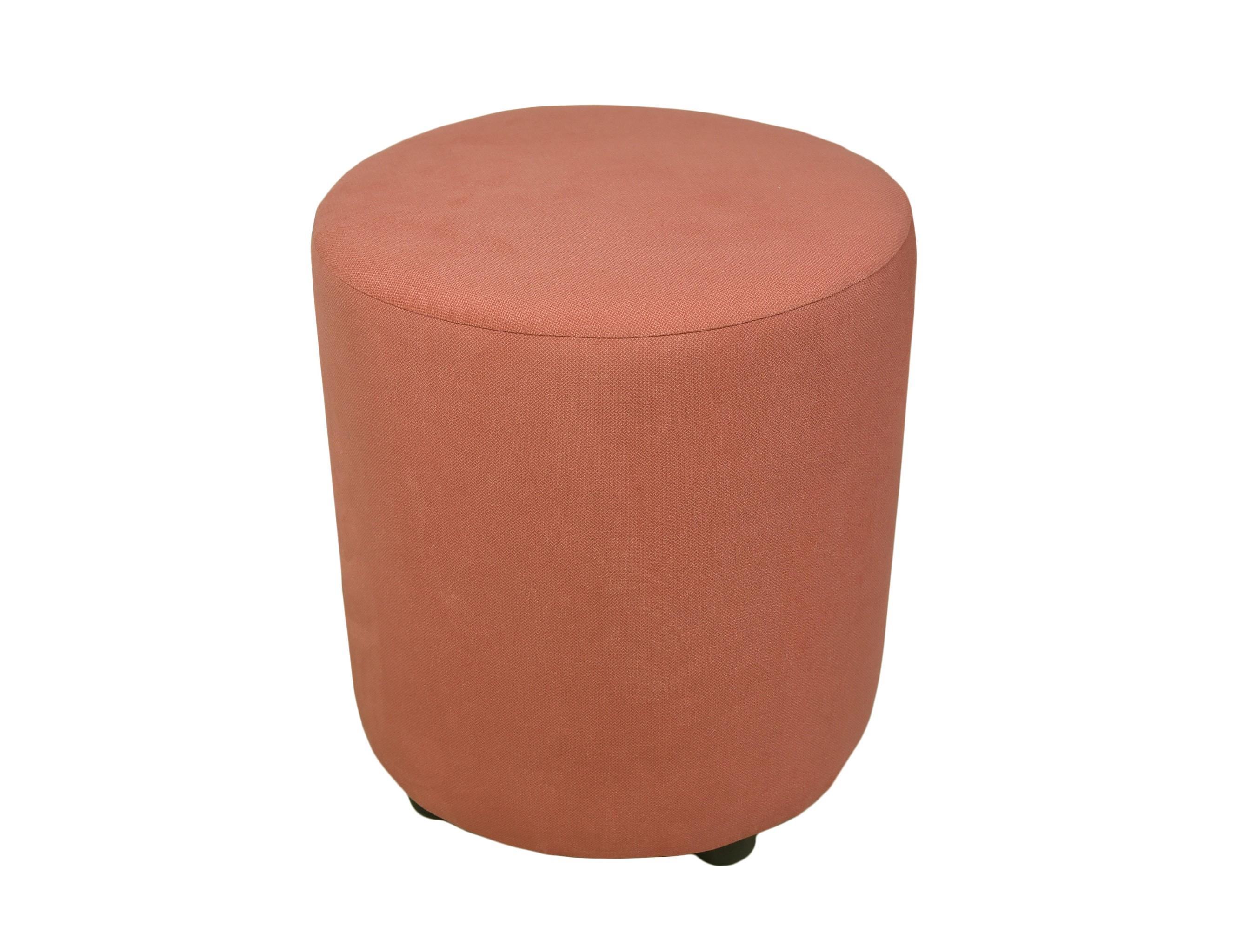 ПуфФорменные пуфы<br>Очень устойчивый пуф на деревянной основе станет незаменимым предметом декора или функциональной мебелью в вашем доме. А эксклюзивные ткани добавят изюминку в ваше пространство.<br><br>Material: Текстиль<br>Length см: None<br>Depth см: None<br>Height см: 45<br>Diameter см: 40