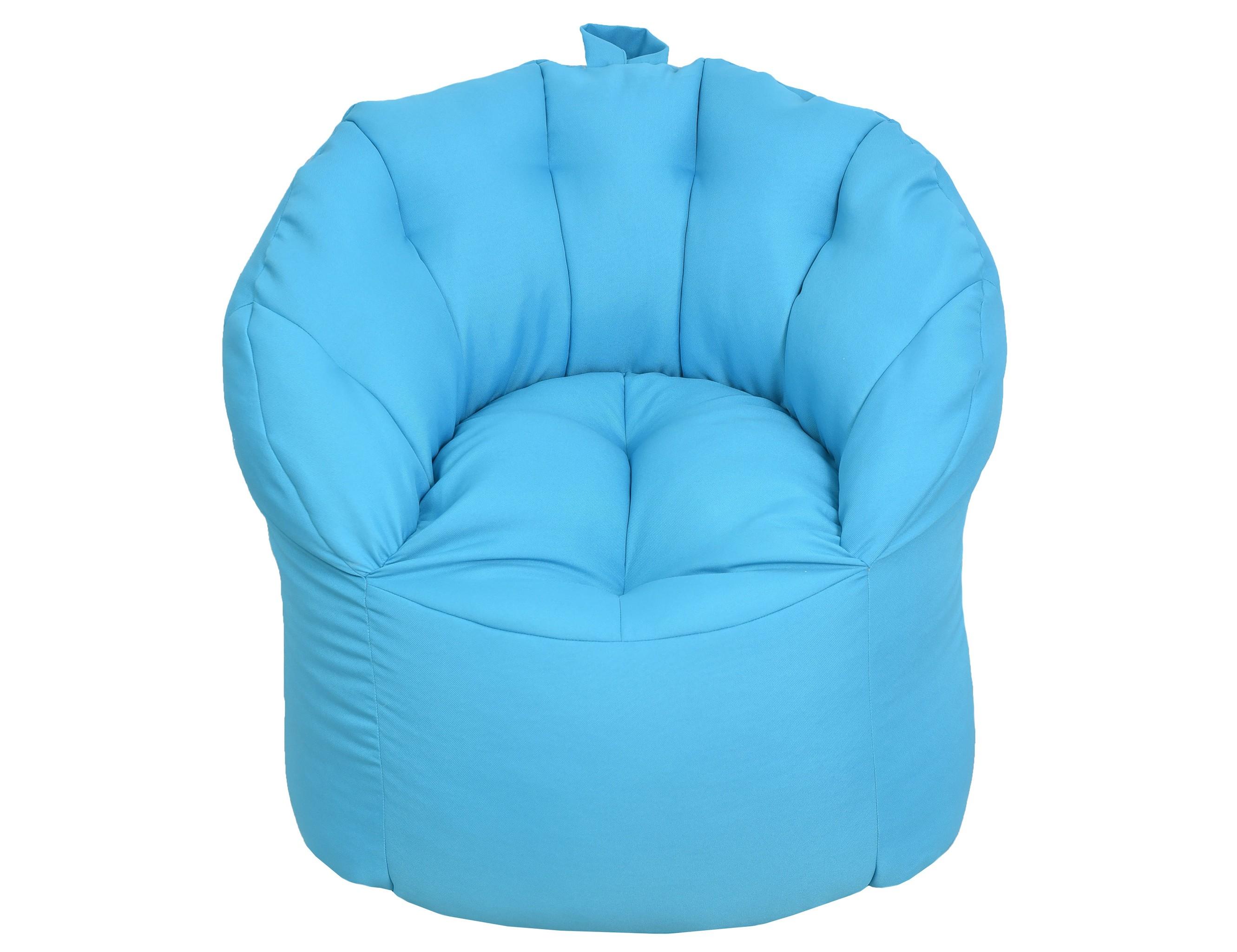 Кресло-пуфБесформенные пуфы<br>Комфортное кресло-пуф станет неотьемлемой частью вашего дома. Спинка кресла держит форму и обеспечивает круговую поддержку для спины за счет особой системы пошива. Кресло имеет 2 независимых отсека для наполнителя. Эксклюзивная   ткань разбавит ваш интерьер яркими красками.<br><br>Material: Текстиль<br>Ширина см: 75<br>Высота см: 80<br>Глубина см: 65