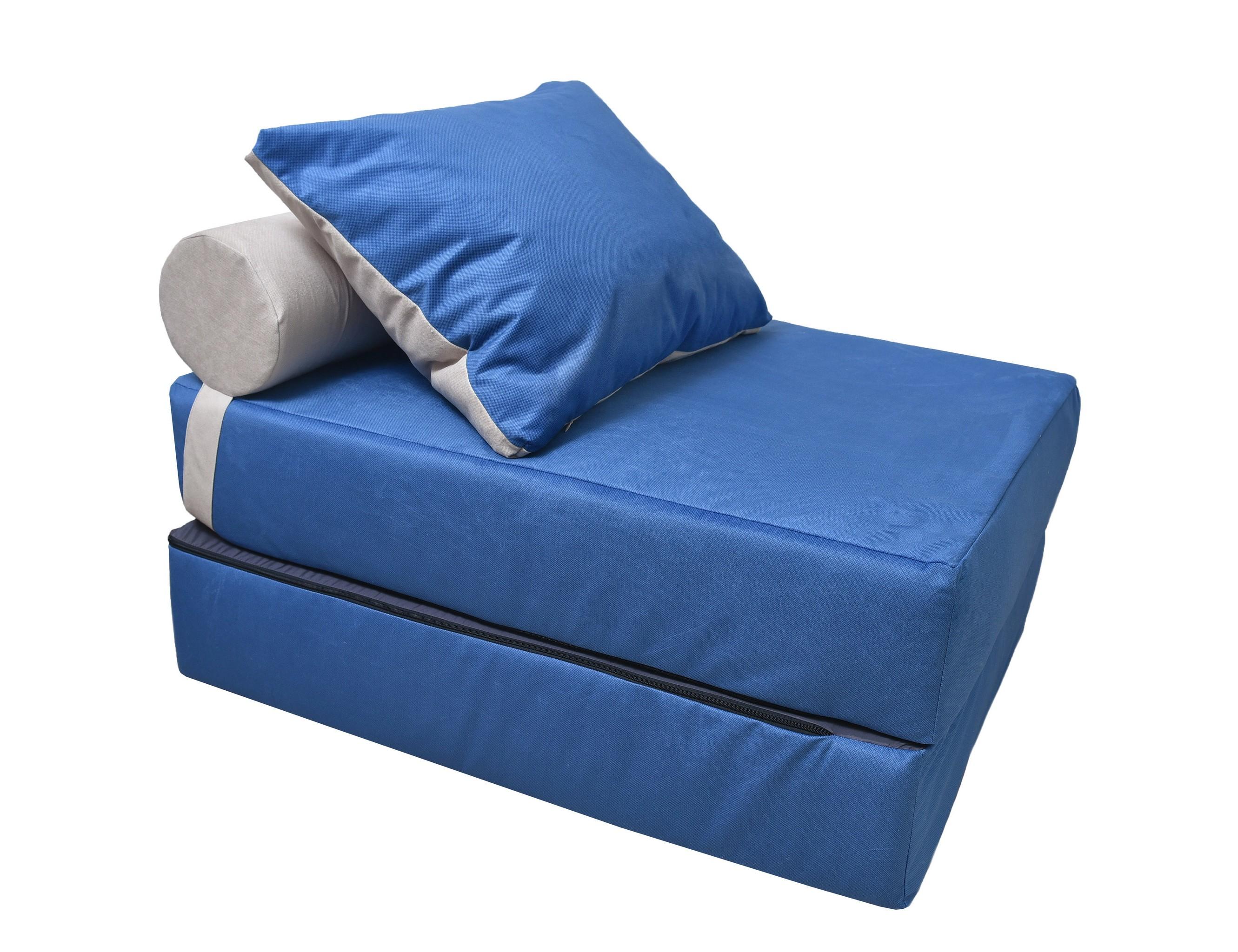 Кресло-кроватьКресла-кровати<br>Уникальное дизайнерское кресло-кровать  станет неотъемлемой частью вашего отдыха. Идеальное решение для интерьеров в стиле Лофт и небольших комнат! Съёмный чехол можно постирать в машине или заменить на новый! А его жесткость оптимальна для полноценного сна! Оригинальный дизайн и эксклюзивный принт создадут комфорт и уют в вашем доме.&amp;amp;nbsp;&amp;lt;div&amp;gt;&amp;lt;br&amp;gt;&amp;lt;/div&amp;gt;&amp;lt;div&amp;gt;В разобранном виде 70х20х200&amp;lt;/div&amp;gt;&amp;lt;div&amp;gt;Валик d20х40, подушка 50х70 см&amp;lt;/div&amp;gt;<br><br>Material: Текстиль<br>Ширина см: 100<br>Высота см: 40<br>Глубина см: 70