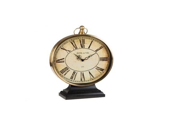 Часы настольные Отель в долинеНастольные часы<br>&amp;lt;div style=&amp;quot;text-align: justify;&amp;quot;&amp;gt;Часы &amp;amp;nbsp;настенные электромеханические.&amp;lt;br&amp;gt;&amp;lt;/div&amp;gt;<br><br>Material: Дерево<br>Width см: None<br>Height см: 31<br>Diameter см: 40