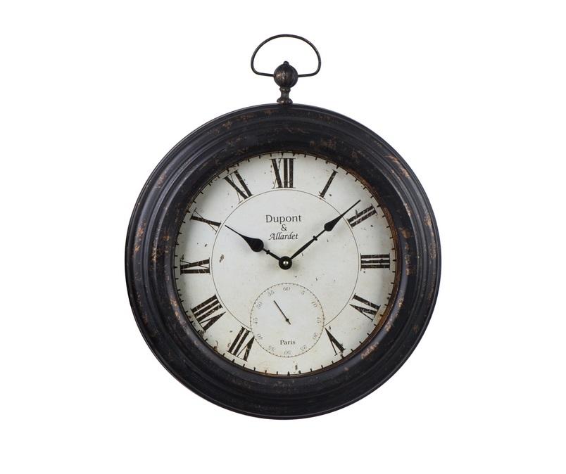 Настенные часы Часовая мастерскаяНастенные часы<br>Часы настенные электромеханические.<br><br>Material: Металл<br>Diameter см: 29
