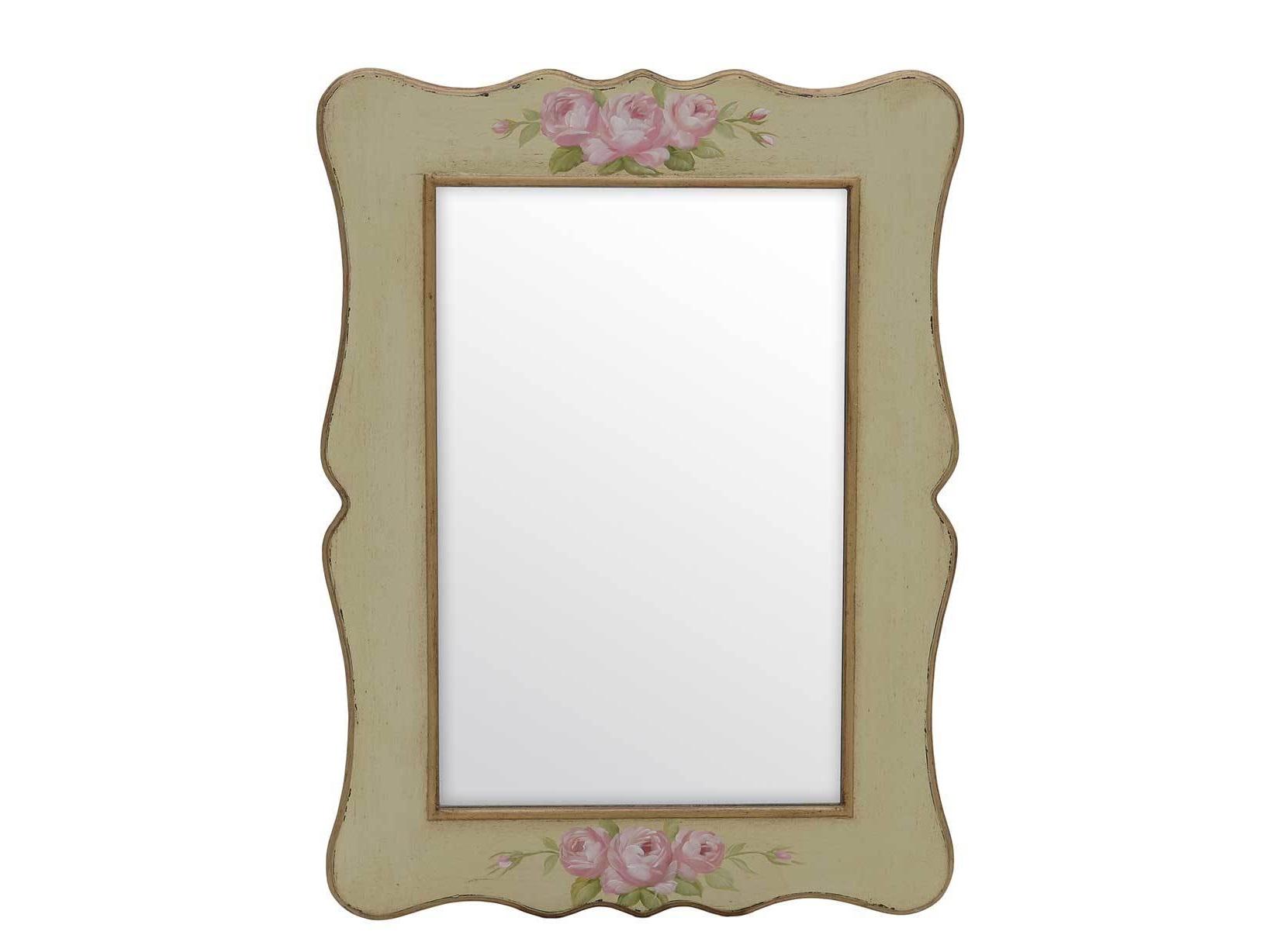 Зеркало настенное EtrenaНастенные зеркала<br><br><br>Material: Дерево<br>Ширина см: 60<br>Высота см: 80<br>Глубина см: 2