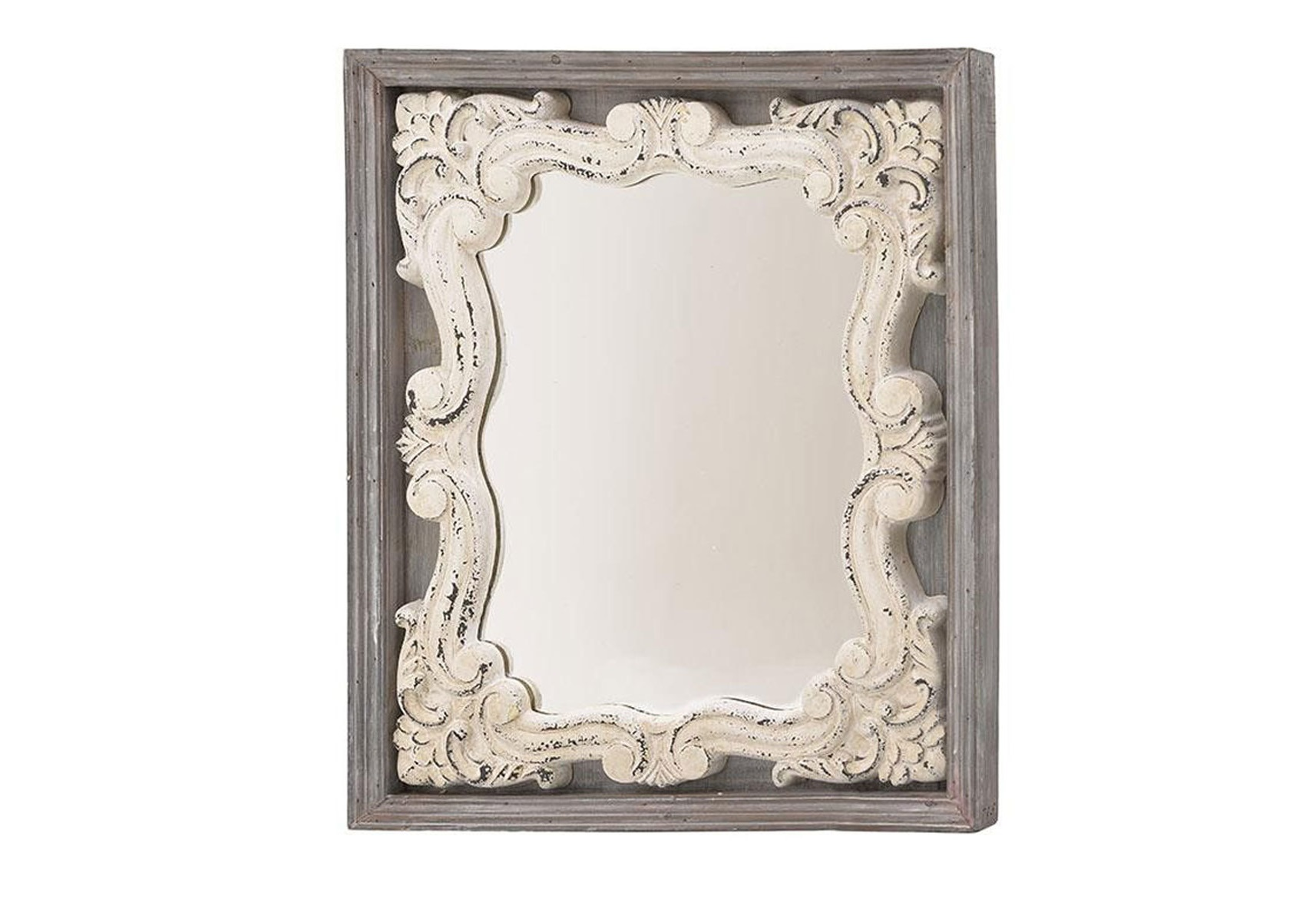 To4rooms Зеркало настенное Briget