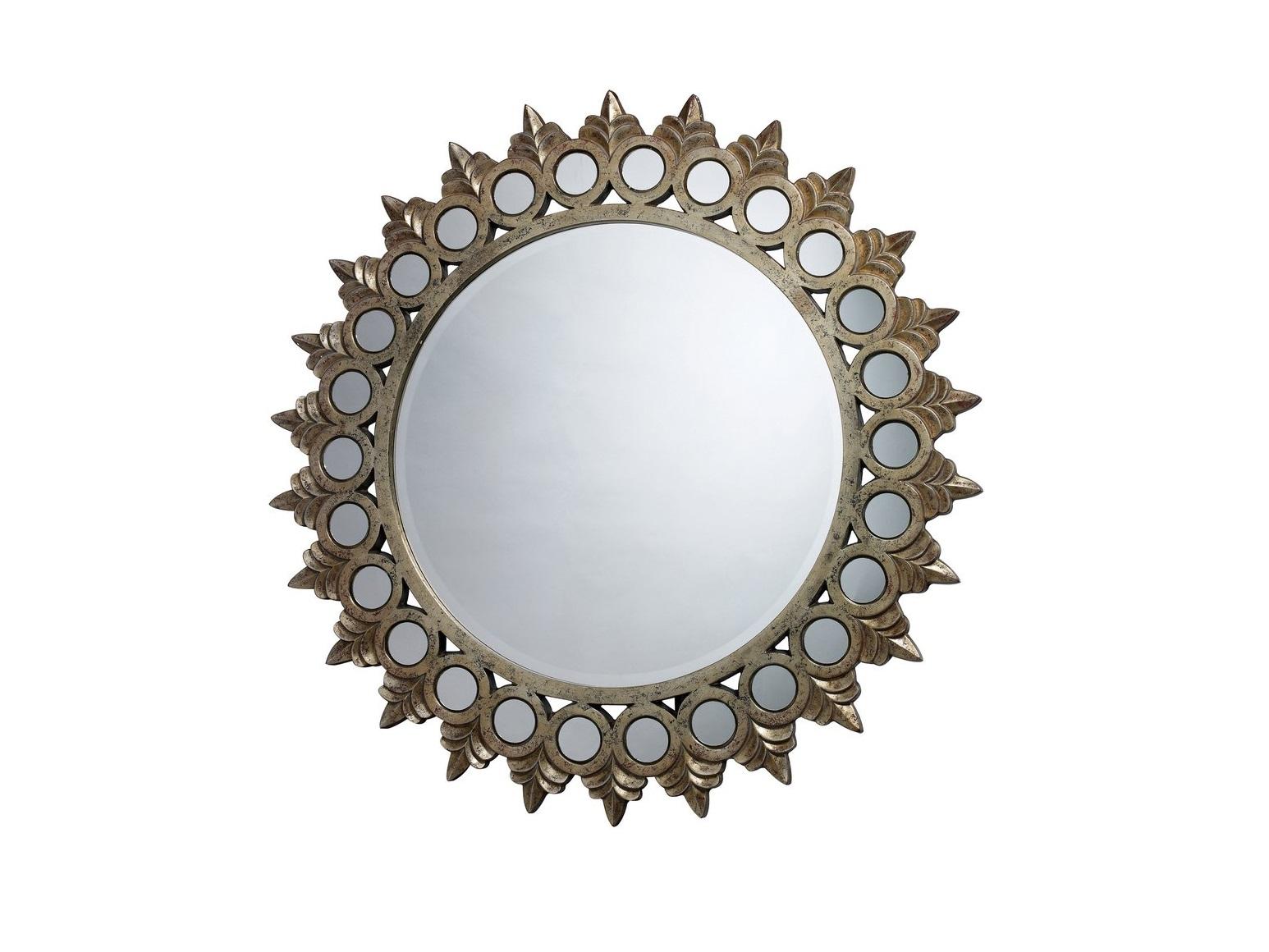 Зеркало в раме СедрикНастенные зеркала<br>Крепления входят в стоимость.<br><br>Material: Дерево<br>Length см: None<br>Width см: None<br>Depth см: 3<br>Height см: None<br>Diameter см: 110