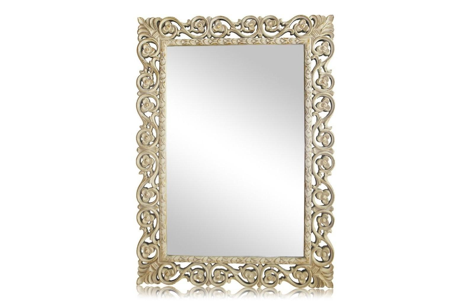 Зеркало БергамоНастенные зеркала<br>Крепления входят в стоимость.<br><br>Material: Пластик<br>Ширина см: 84<br>Высота см: 115<br>Глубина см: 4