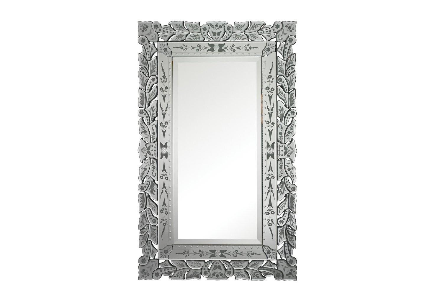 Венецианское зеркало ГлэмНастенные зеркала<br>Венецианские зеркала и по сей день не вышли из моды. Они считаются символом изящества и роскоши, а как известно, роскошные вещи, лишь прибавляют с годами в цене.<br>Со времени изготовления первого стеклянного зеркала прошло 2000 лет, а трубка стеклодува так и не поменялась и технология изготовления зеркал в ручную осталась та же, что и в давние времена.<br><br>Material: МДФ<br>Width см: 90<br>Depth см: 2<br>Height см: 120