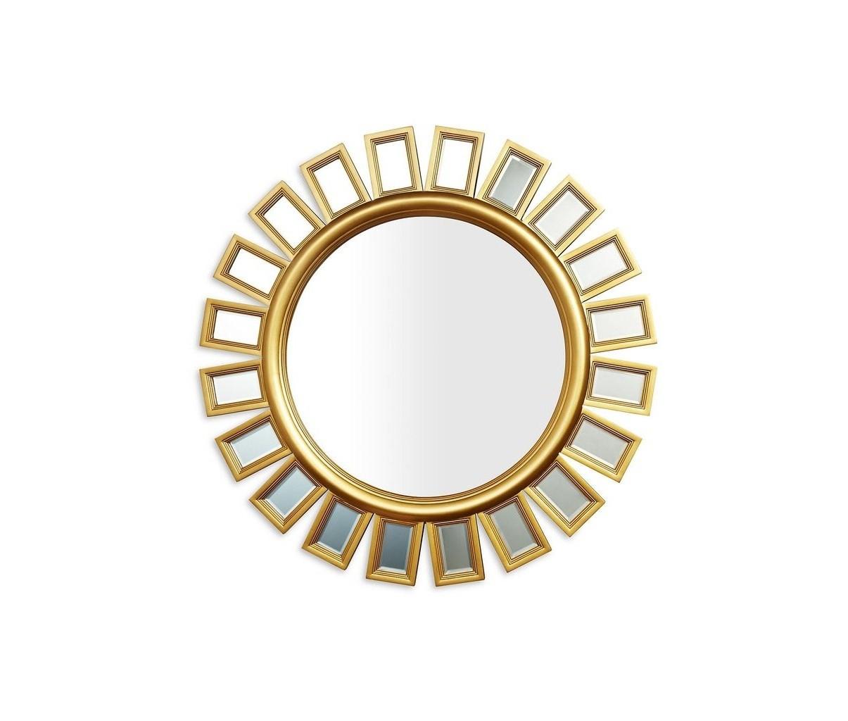 Зеркало ЭштонНастенные зеркала<br>&amp;lt;span style=&amp;quot;font-size: 14px;&amp;quot;&amp;gt;Крепления входят в стоимость.&amp;lt;/span&amp;gt;<br><br>Material: Пластик<br>Depth см: 4.5<br>Diameter см: 86