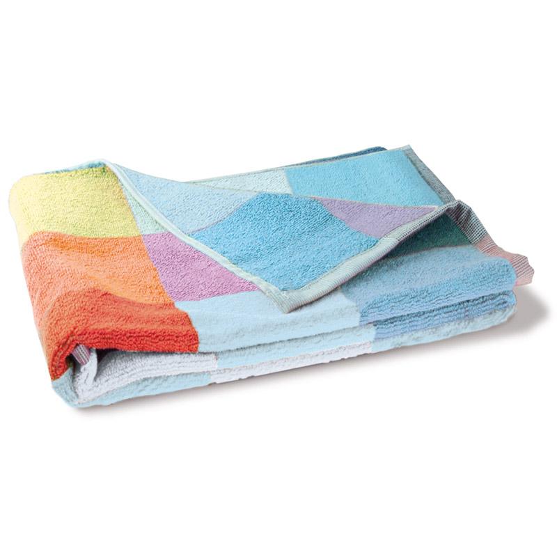 Полотенце банное sunnyБанные полотенца<br>Оригинальное полотенце подходит для пляжа и душа. Мягкие волокна хорошо впитывают влагу и не вызывают ощущение дискомфорта. Красивая расцветка радует глаз и создает хорошее настроение. Полотенце подходит для отдыха у водоема, не останется незамеченным на пляже. Отличный подарок для тех, кто любит банные процедуры.  Состоит из 100% хлопка. Допускается машинная стирка.<br><br>Material: Хлопок<br>Ширина см: 80<br>Высота см: 200
