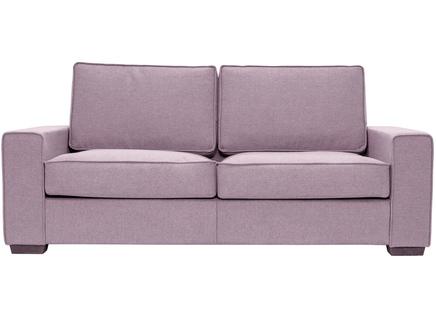 Диван-кровать hallstatt (myfurnish) розовый 200x80x82 см.