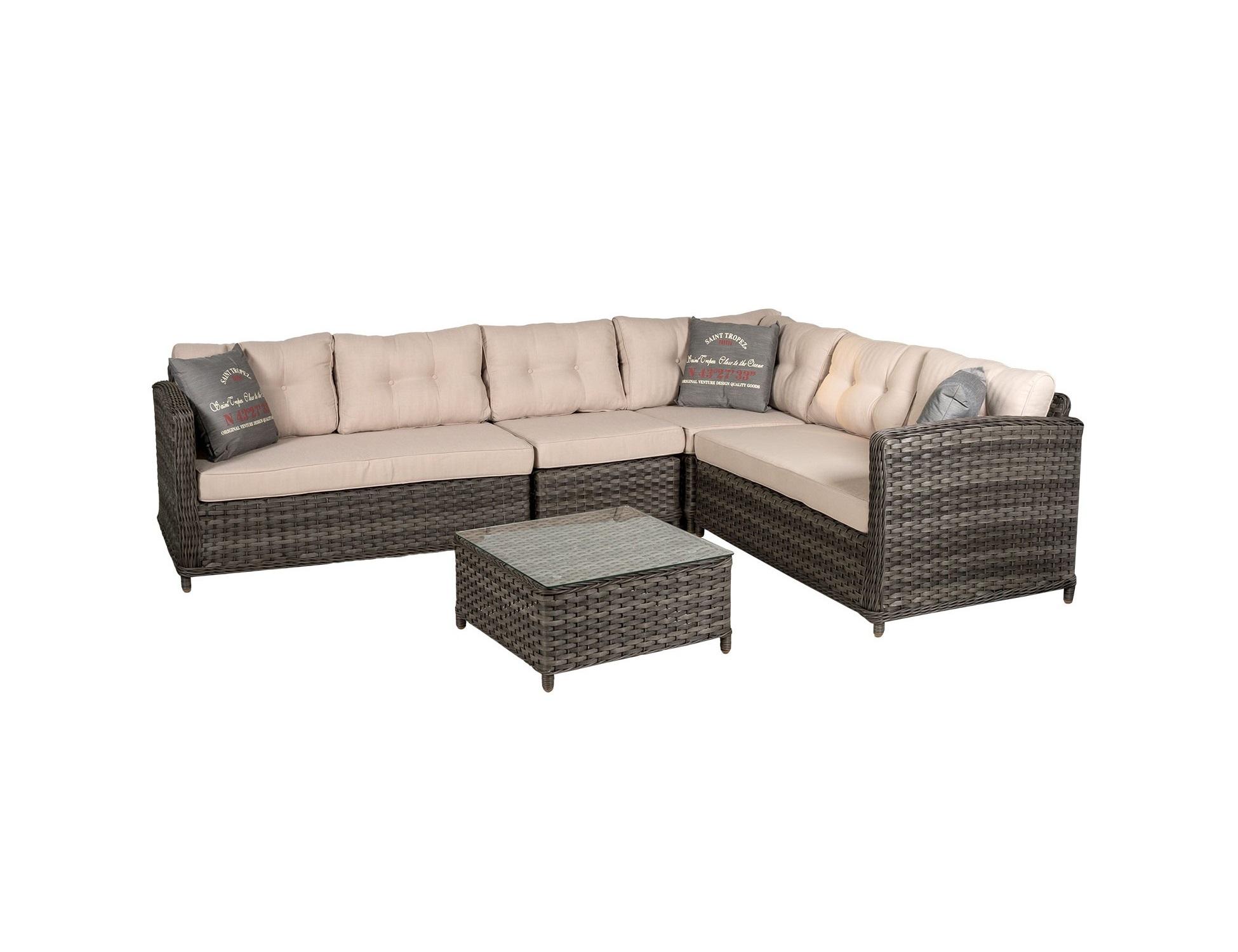 Комплект PalermoКомплекты уличной мебели<br>Плетеный комплект Palermo состоит из двух конечных секций (левой и правой), одной угловой секции, одной центральной секции и стола. Подушки включены в комплект поставки.&amp;amp;nbsp;&amp;lt;div&amp;gt;&amp;lt;br&amp;gt;&amp;lt;/div&amp;gt;&amp;lt;div&amp;gt;Конечная секция:<br>Длина: 129 см<br>Ширина: 80 см<br>Высота: 70 см&amp;amp;nbsp;&amp;lt;/div&amp;gt;&amp;lt;div&amp;gt;Угловая секция:<br>Длина: 80 см<br>Ширина: 80 см<br>Высота: 70 см&amp;amp;nbsp;&amp;lt;/div&amp;gt;&amp;lt;div&amp;gt;Центральная секция:<br>Длина: 60 см<br>Ширина: 80 см<br>Высота: 70 см&amp;amp;nbsp;&amp;lt;/div&amp;gt;&amp;lt;div&amp;gt;Стол:<br>Длина: 65 см<br>Ширина: 65 см<br>Высота: 31 см&amp;lt;/div&amp;gt;<br><br>Material: Искусственный ротанг<br>Length см: None<br>Width см: 209269<br>Depth см: 269<br>Height см: 70