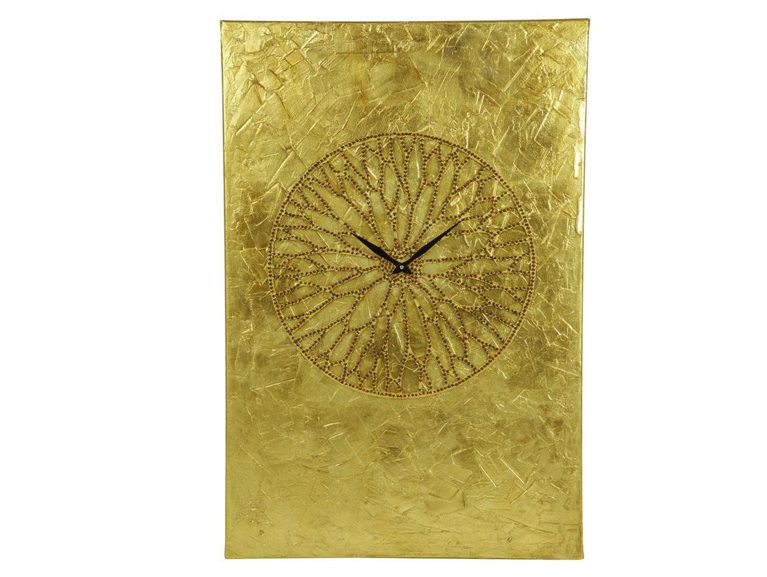 Настенные часы Золотая фортунаНастенные часы<br>&amp;lt;div&amp;gt;Настеные часы &amp;quot;Золотая фортуна&amp;quot; Принесут удачу и изобилие своему владельцу. Часы сделаны на холсте 50/70/4 см, позолочены золотыми листами потали, состарины патиной. Само колесо выполнено из древесины, каторая с помощью лазерной резки приняла форму колеса. Покрыто тысячами кристаллов золотого цвета.&amp;lt;/div&amp;gt;&amp;lt;div&amp;gt;&amp;lt;br&amp;gt;&amp;lt;/div&amp;gt;&amp;lt;div&amp;gt;Материал: холст, дерево, текстурная паста, золотая поталь, патина, золотая краска, золотые стразы, Кварцевый механизм&amp;lt;/div&amp;gt;<br><br>Material: Дерево<br>Width см: 60<br>Depth см: 4<br>Height см: 90