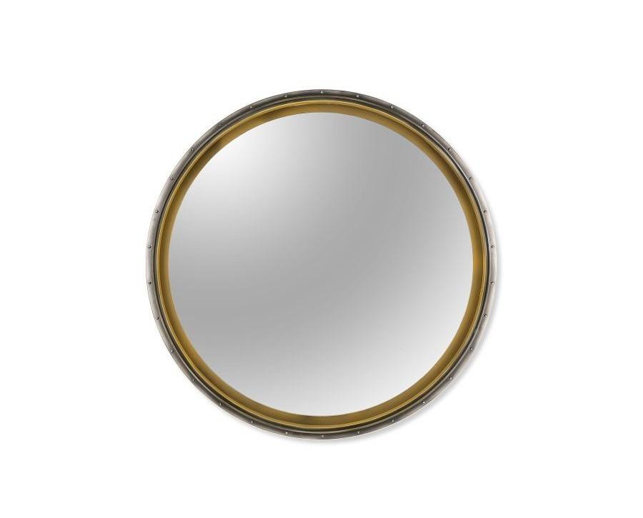 Зеркало Sadie BacklitНастенные зеркала<br><br><br>Material: Стекло<br>Глубина см: 10