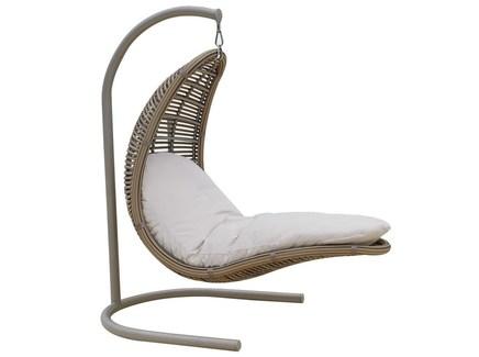 Подвесное кресло (skyline) коричневый 117x197x186 см.