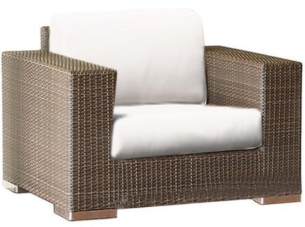 Кресло cuatro (skyline) коричневый 93x76x109 см.