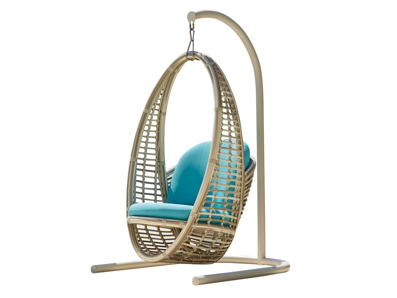 Подвесное кресло HeriПодвесные кресла<br><br><br>Material: Ротанг<br>Width см: 136<br>Depth см: 104<br>Height см: 205