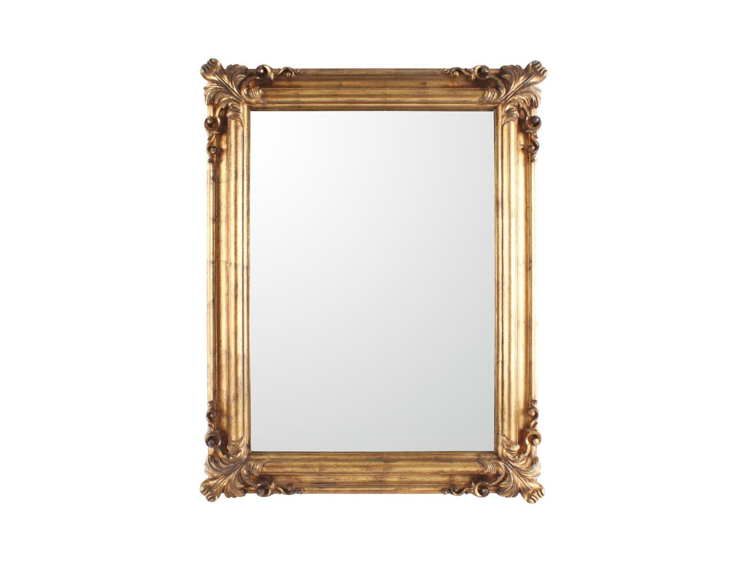 Зеркало настенное FlamelaНастенные зеркала<br><br><br>Material: Полистоун<br>Width см: 70<br>Depth см: 5<br>Height см: 90