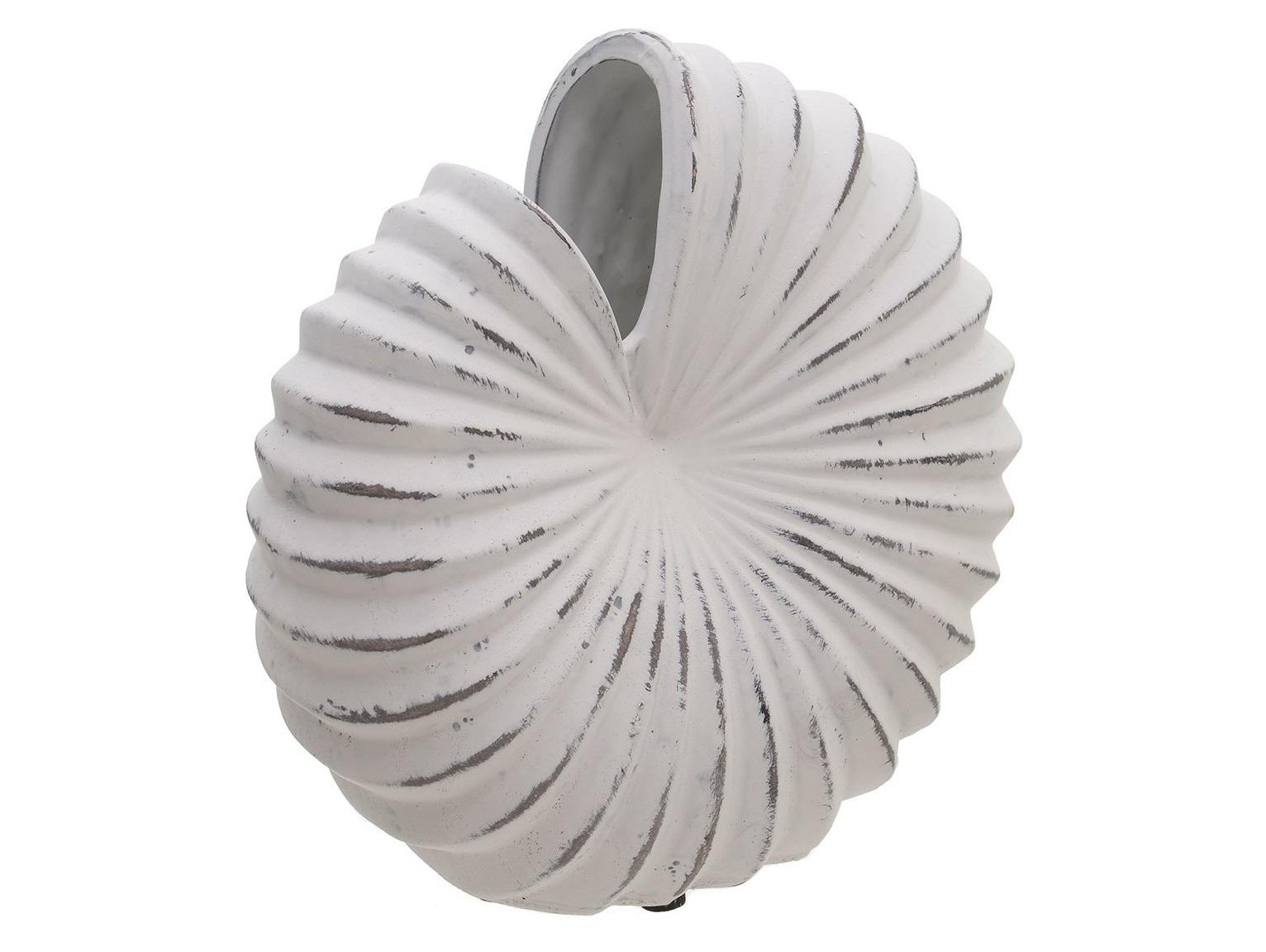 Ваза VuniroВазы<br><br><br>Material: Керамика<br>Ширина см: 22<br>Высота см: 22<br>Глубина см: 11