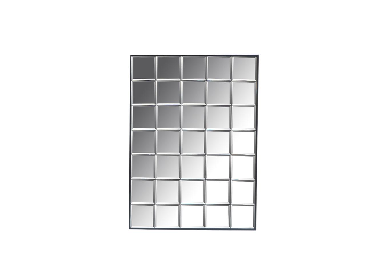 Зеркало КубНастенные зеркала<br><br><br>Material: Металл<br>Width см: 61<br>Depth см: 5<br>Height см: 91