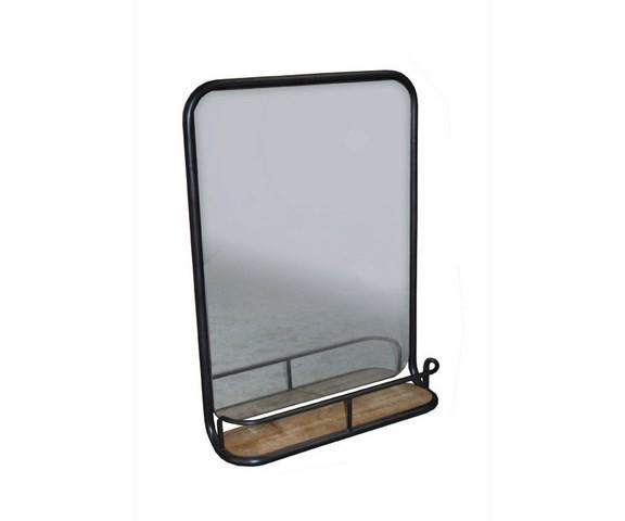 ЗеркалоНастенные зеркала<br><br><br>Material: Дуб<br>Width см: 55<br>Depth см: 14<br>Height см: 75