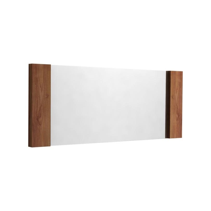 Зеркало Bun 90Настенные зеркала<br><br><br>Material: Дерево<br>Length см: None<br>Width см: 90<br>Depth см: 6<br>Height см: 60