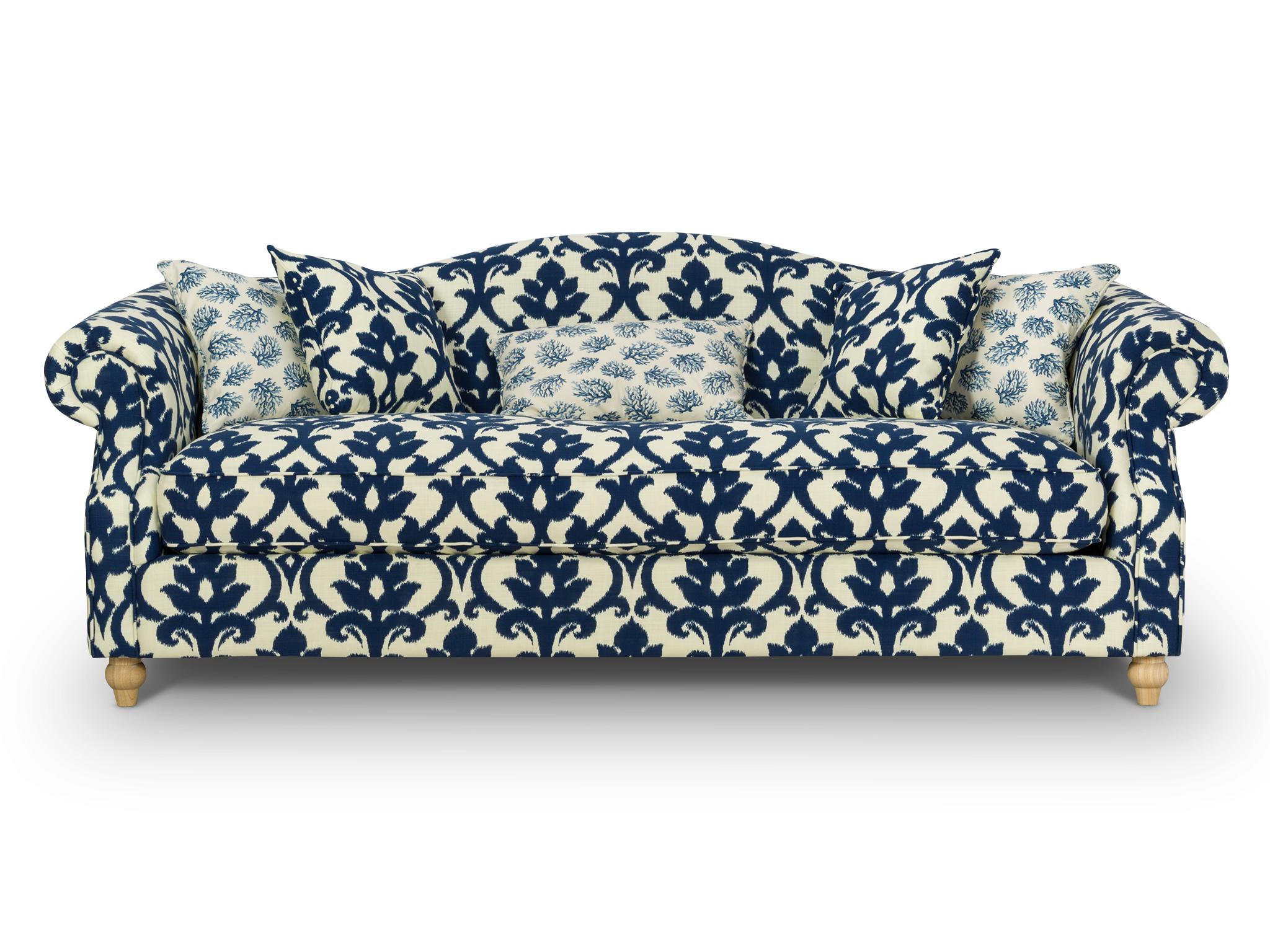 Диван BettyТрехместные диваны<br>Диван — яркий акцент. Поможет создать настроение Вашей гостиной.<br><br>Material: Текстиль<br>Ширина см: 230.0<br>Высота см: 69.0<br>Глубина см: 99.0