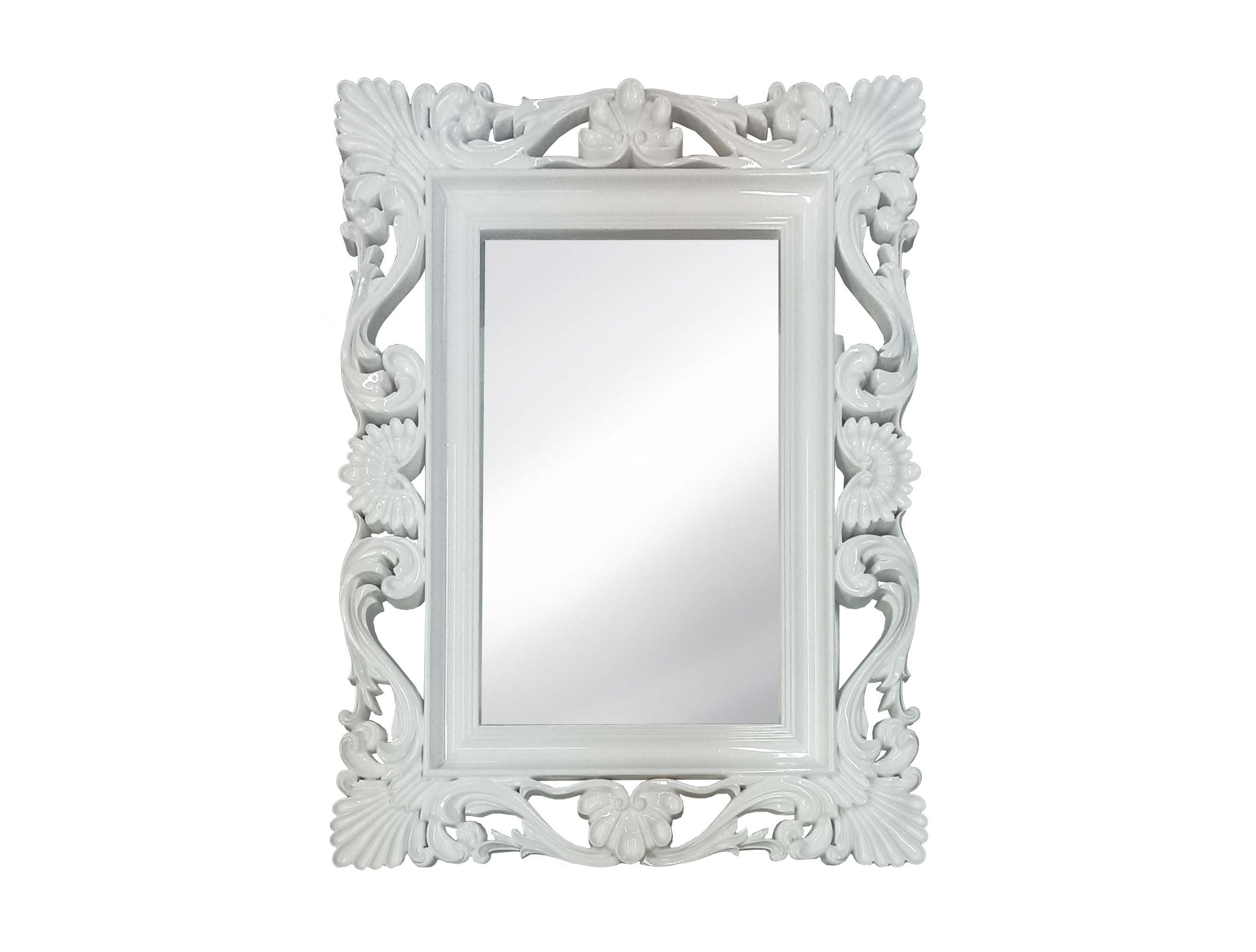 Зеркало АльбериоНастенные зеркала<br><br><br>Material: Пластик<br>Length см: None<br>Width см: 86<br>Depth см: 4<br>Height см: 114
