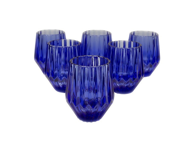 Набор стаканов Вэлиант (6 шт)Стаканы<br><br><br>Material: Стекло<br>Высота см: 10