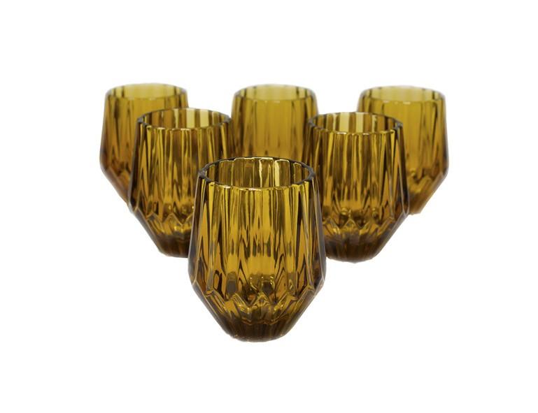 Набор стаканов Вэлиант (6 шт)Стаканы<br><br><br>Material: Стекло<br>Height см: 10<br>Diameter см: 8,5
