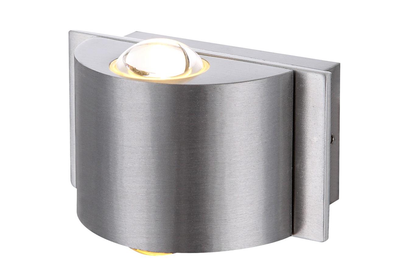 Светильник уличныйУличные настенные светильники<br>&amp;lt;div&amp;gt;Тип цоколя: LED&amp;lt;/div&amp;gt;&amp;lt;div&amp;gt;Мощность: 3,5W&amp;lt;/div&amp;gt;&amp;lt;div&amp;gt;Кол-во ламп: 1 (в комплекте)&amp;lt;/div&amp;gt;<br><br>Material: Металл<br>Ширина см: 9<br>Высота см: 6<br>Глубина см: 5