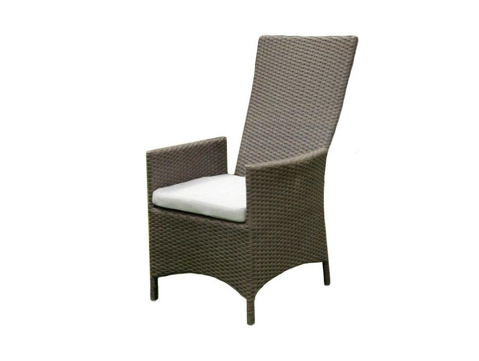 Раскладной стул LAVRASКресла для сада<br>&amp;lt;div&amp;gt;Мебель LAVRAS – это современные материалы, качество изготовления и особый стиль. Вашему вниманию представлен обеденный комплект LAVRAS 205 (стол и 6 кресел). Стильный удобный комплект гармонично впишется практически в любой дизайн Вашей приусадебной зоны отдыха. Необходимо отметить, что спинка у стульев LAVRAS откидная, поэтому можно регулировать положение для достижения максимального комфорта! Весь этот комплект позволит Вам в полной мере насладиться отдыхом на природе!&amp;lt;/div&amp;gt;&amp;lt;div&amp;gt;Вес: кресло 6,4 кг&amp;lt;/div&amp;gt;&amp;lt;div&amp;gt;Цвет: коричневый&amp;lt;/div&amp;gt;&amp;lt;div&amp;gt;Выдерживаемый вес: 150 кг&amp;lt;/div&amp;gt;&amp;lt;div&amp;gt;Материал сидения: металл, искусственный ротанг&amp;lt;/div&amp;gt;&amp;lt;div&amp;gt;Размеры: высота-42 см, 115x62x45 см&amp;lt;/div&amp;gt;&amp;lt;div&amp;gt;Размеры упаковки: 61х62х127 см&amp;lt;/div&amp;gt;&amp;lt;div&amp;gt;Комплектация: в комплект входит подушка на сиденье, цвет светло бежевый, наполнитель полиуретан&amp;lt;/div&amp;gt;<br><br>Material: Искусственный ротанг<br>Width см: 62<br>Depth см: 45<br>Height см: 115