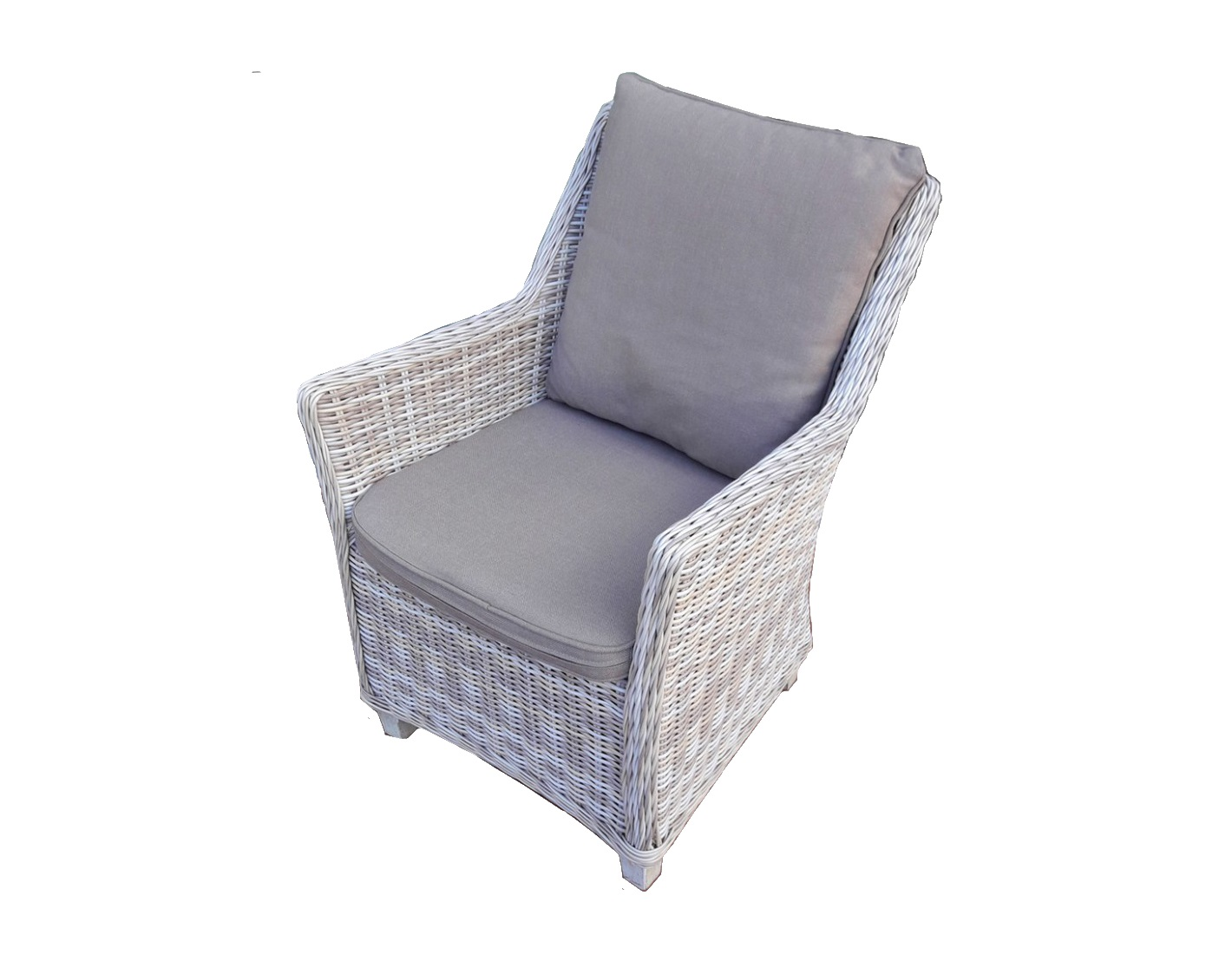 Кресло ТОСКАНАКресла для сада<br>&amp;lt;div&amp;gt;В комплекте мебели из ротанга ТОСКАНА каркас кресел изготавливается из алюминия. Этот металл очень легкий и совершенно не боится коррозии. Благодаря каркасу, изготовленному из алюминия, комплект мебели&amp;amp;nbsp;&amp;lt;span&amp;gt;ТОСКАНА&amp;amp;nbsp;&amp;lt;/span&amp;gt;&amp;lt;span&amp;gt;выдерживает большой вес, при этом отличаясь легкостью и высокой прочностью. Покрытие кресел - искусственное пластиковое плетение, имитирующее ротанг.&amp;lt;/span&amp;gt;&amp;lt;/div&amp;gt;&amp;lt;div&amp;gt;&amp;lt;br&amp;gt;&amp;lt;/div&amp;gt;<br><br>Material: Ротанг<br>Width см: 62<br>Depth см: 71<br>Height см: 90,5