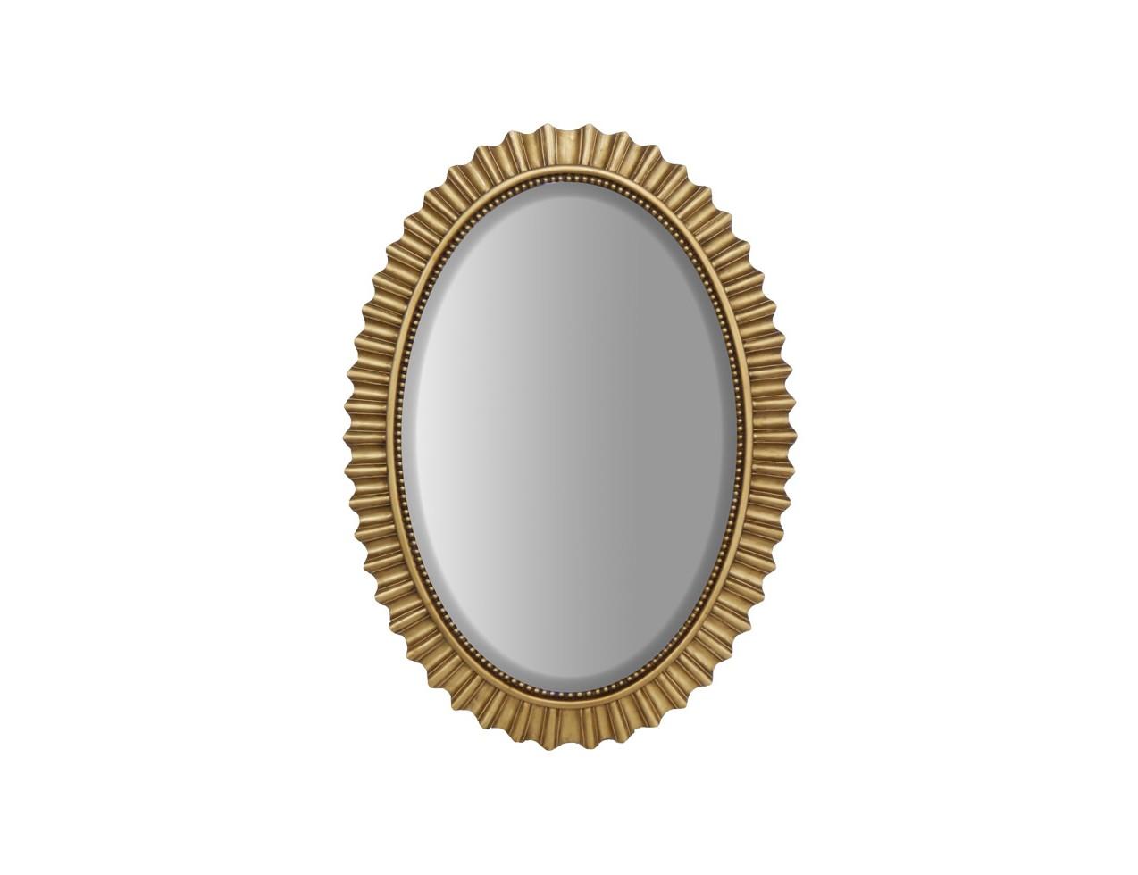 Зеркало OvalНастенные зеркала<br><br><br>Material: Стекло<br>Ширина см: 92<br>Высота см: 125<br>Глубина см: 14