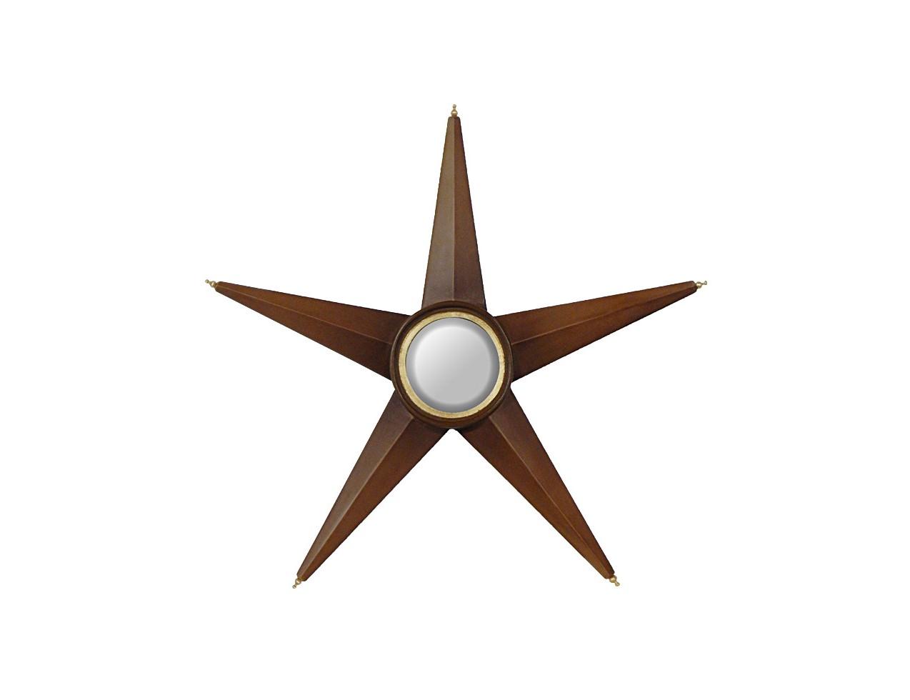 Зеркало StarburstНастенные зеркала<br><br><br>Material: Стекло<br>Глубина см: 14