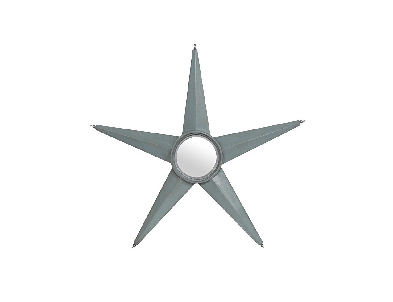 Зеркало StarburstПредметы декора<br><br><br>Material: Стекло<br>Width см: None<br>Depth см: 14<br>Height см: None<br>Diameter см: 100