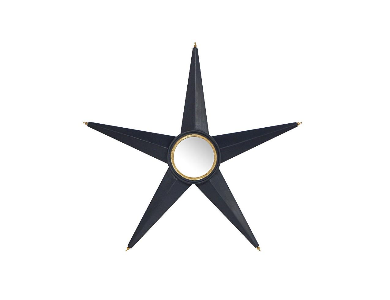 Зеркало StarburstНастенные зеркала<br><br><br>Material: Стекло<br>Width см: None<br>Depth см: 14<br>Height см: None<br>Diameter см: 100