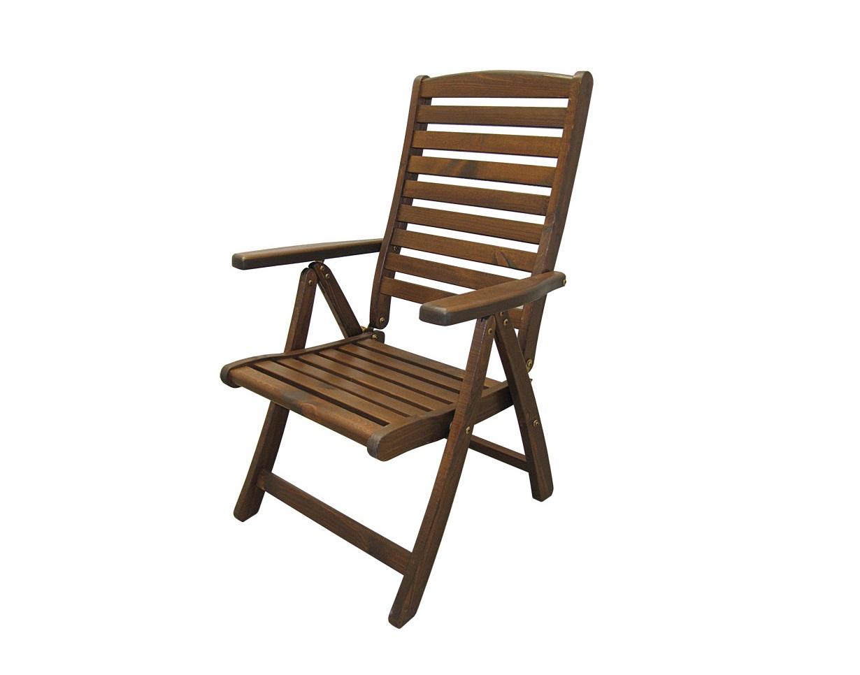 Кресло складное SolbergaКресла для сада<br>Кресло Solberga - это очень эргономичное кресло, выполненное из массива сосны цвета капучино. На кресле можно регулировать наклон спинки в семи положениях, а благодаря удобному складному механизму, вы можете хранить его без ощутимых потерь свободного места в доме.<br><br>Material: Дерево<br>Length см: None<br>Width см: 63<br>Depth см: 65<br>Height см: 106
