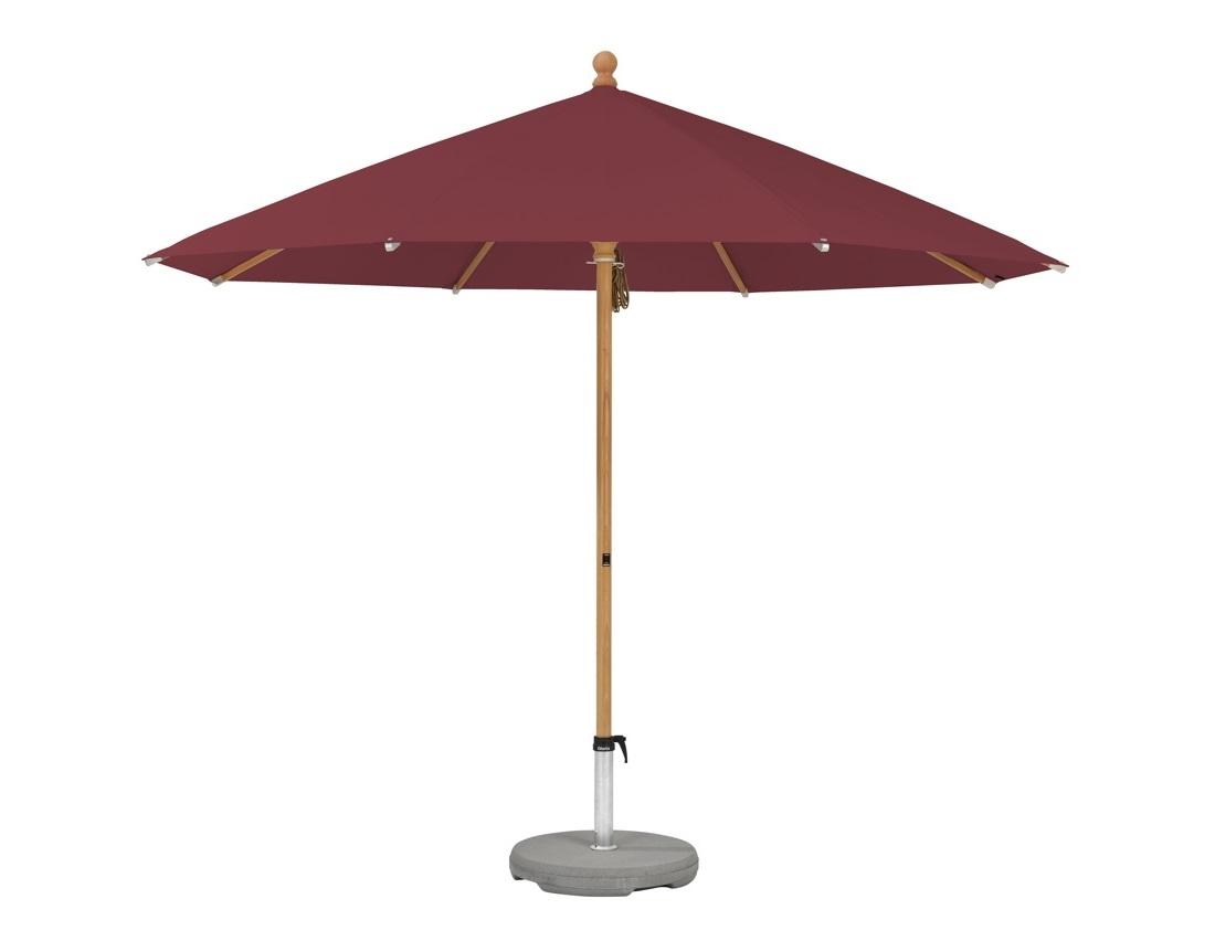Уличный зонт PiazzinoТенты и зонты<br>Круглый зонт, каркас из канадского клена.&amp;amp;nbsp;&amp;lt;div&amp;gt;Плотность ткани 250 g/m2.&amp;amp;nbsp;&amp;lt;/div&amp;gt;&amp;lt;div&amp;gt;Максимальная ветровая нагрузка 30км/ч.&amp;lt;/div&amp;gt;&amp;lt;div&amp;gt;&amp;amp;nbsp;В комплект входит: стальная база 60кг, опорная трубка, защитный чехол.&amp;amp;nbsp;&amp;lt;/div&amp;gt;<br><br>Material: Дерево<br>Высота см: 275