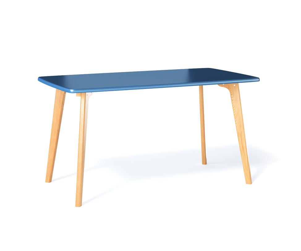 Обеденный стол SANGOОбеденные столы<br>Обеденный стол SANGO объединяет в себе простоту, комфорт и индивидуальность. Прочное основание, большая поверхность и почти классическая прямоугольная форма столешницы позволяют использовать стол SANGO в любом интерьере.<br><br>Material: Дерево