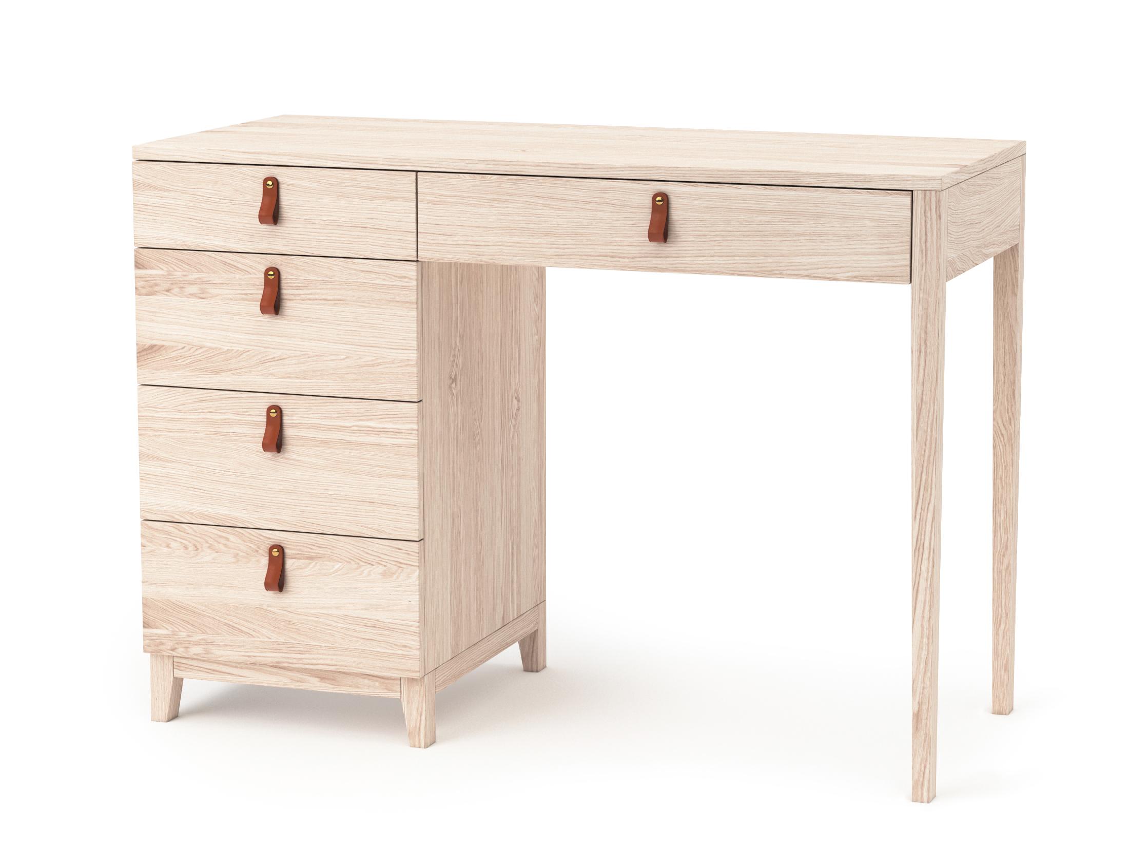 Консольный столJaggerПисьменные столы<br>Консольный стол JAGGER  обладает лаконичным дизайном с изысканными, кожаными ручками и универсальными характеристиками, благодаря своим размерам и функциональным ящикам. JAGGER органично будет смотреться, как в маленьких и узких местах, так и в больших пространствах. В небольших помещениях, может использоваться в качестве письменного стола.<br><br>Material: МДФ<br>Length см: None<br>Width см: 100<br>Depth см: 50<br>Height см: 75<br>Diameter см: None