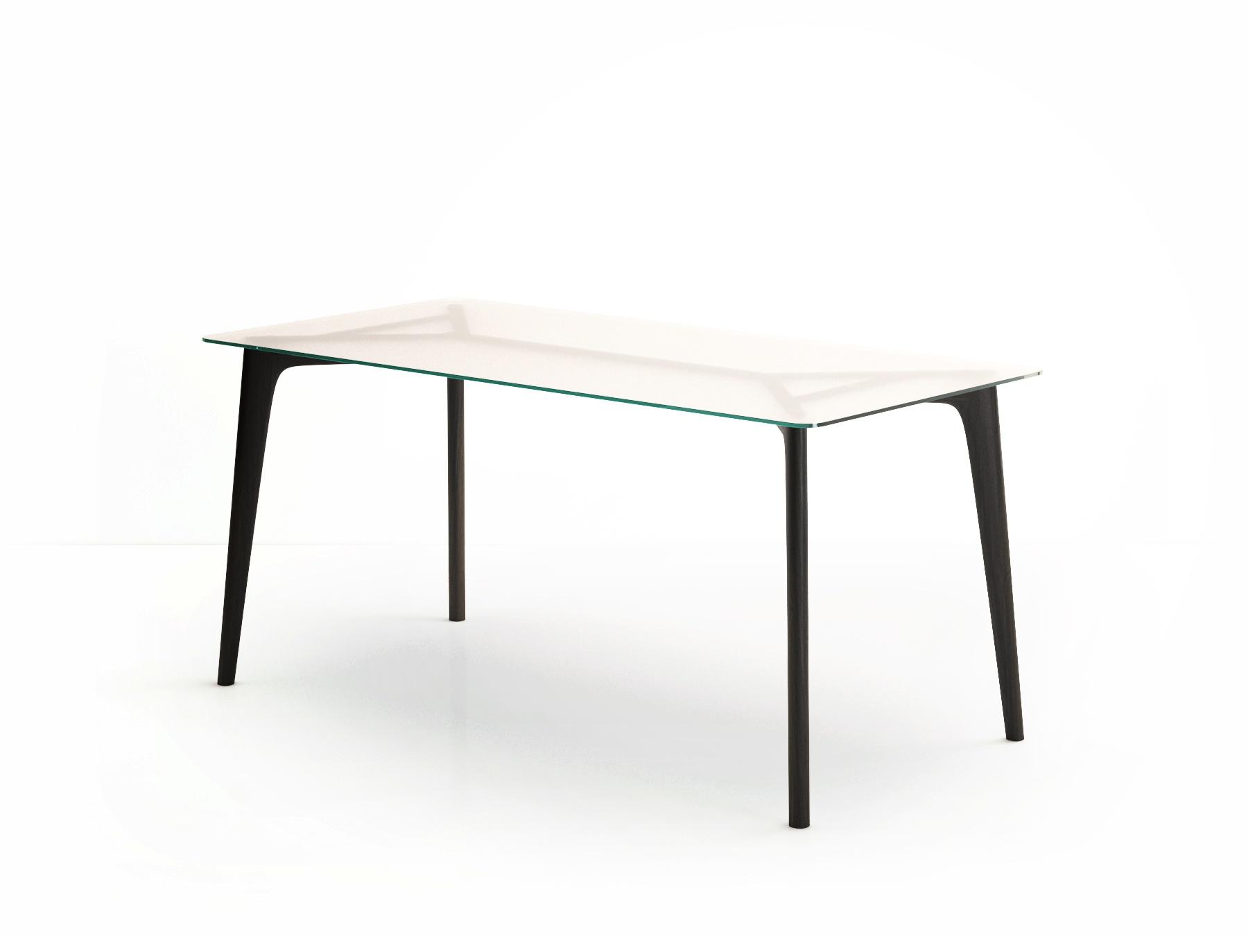 Обеденный стол FLOYDОбеденные столы<br>Обеденный стол FLOYD, объединяет в себе простоту, комфорт и индивидуальность.<br>Ножки выполнены из массива дуба и отвечают за его прочность.<br>столешница- матовое стекло, создающее ощущение легкости и невесомости.<br>Размеры стола позволяют комфортно разместится большому количеству людей.<br>Стол FLOYD доступен в пяти видах отделки: светлый дуб, темный дуб, дуб венге, беленый дуб, дуб орех.<br><br>Material: Стекло