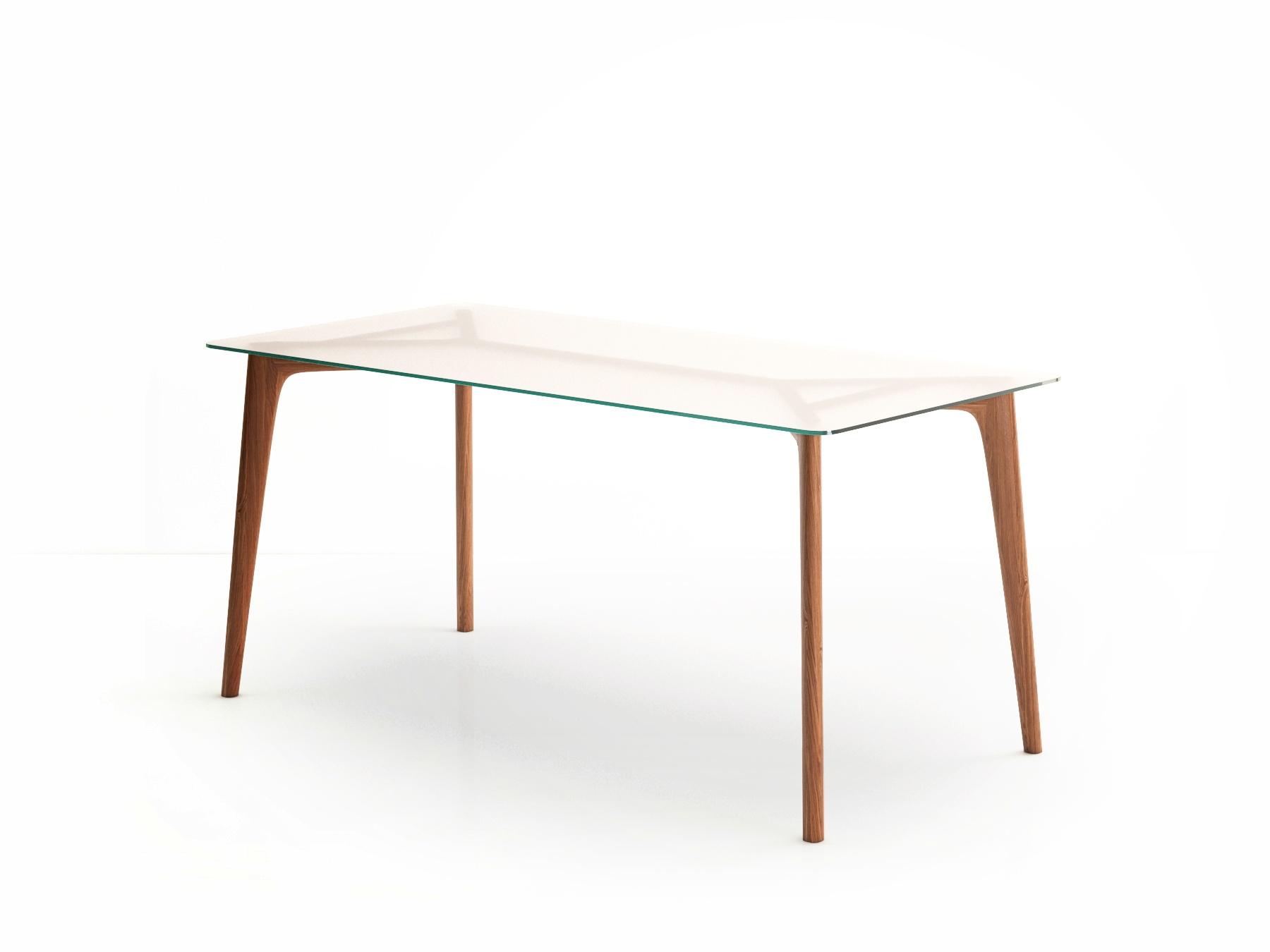 Обеденный стол FLOYDОбеденные столы<br>Обеденный стол FLOYD, объединяет в себе простоту, комфорт и индивидуальность.<br>Ножки выполнены из массива дуба и отвечают за его прочность.<br>столешница- матовое стекло, создающее ощущение легкости и невесомости.<br>Размеры стола позволяют комфортно разместится большому количеству людей.<br>Стол FLOYD доступен в пяти видах отделки: светлый дуб, темный дуб, дуб венге, беленый дуб, дуб орех.<br><br>Material: Стекло<br>Ширина см: 160<br>Высота см: 80<br>Глубина см: 75