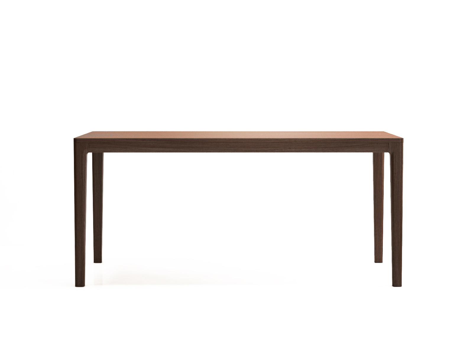 Обеденный стол MAVISОбеденные столы<br>Обеденный стол MAVIS представляет собой безупречный дизайн, элегантность и универсальность.<br>Благодаря своему внешнему минимализму MAVIS отлично впишется в интерьер кухни, столовой или офиса,<br>кроме того, к нему подойдет множество самых разных типов стульев.<br>Размеры стола рассчитаны на 6-8 персон.<br>Стол MAVIS доступен в пяти видах отделки: светлый дуб, темный дуб, дуб венге, беленый дуб, дуб орех.<br><br>Material: Дуб<br>Width см: 160<br>Depth см: 75<br>Height см: 80