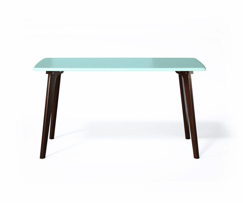 Обеденный стол SANGOОбеденные столы<br>&amp;lt;p class=&amp;quot;MsoNormal&amp;quot;&amp;gt;Обеденный стол SANGO объединяет в себе простоту, комфорт и индивидуальность. Прочное основание, большая поверхность и почти классическая прямоугольная форма столешницы позволяют использовать стол SANGO в любом интерьере.&amp;lt;/p&amp;gt;<br><br>Material: Дерево<br>Length см: None<br>Width см: 135<br>Depth см: 80<br>Height см: 75<br>Diameter см: None